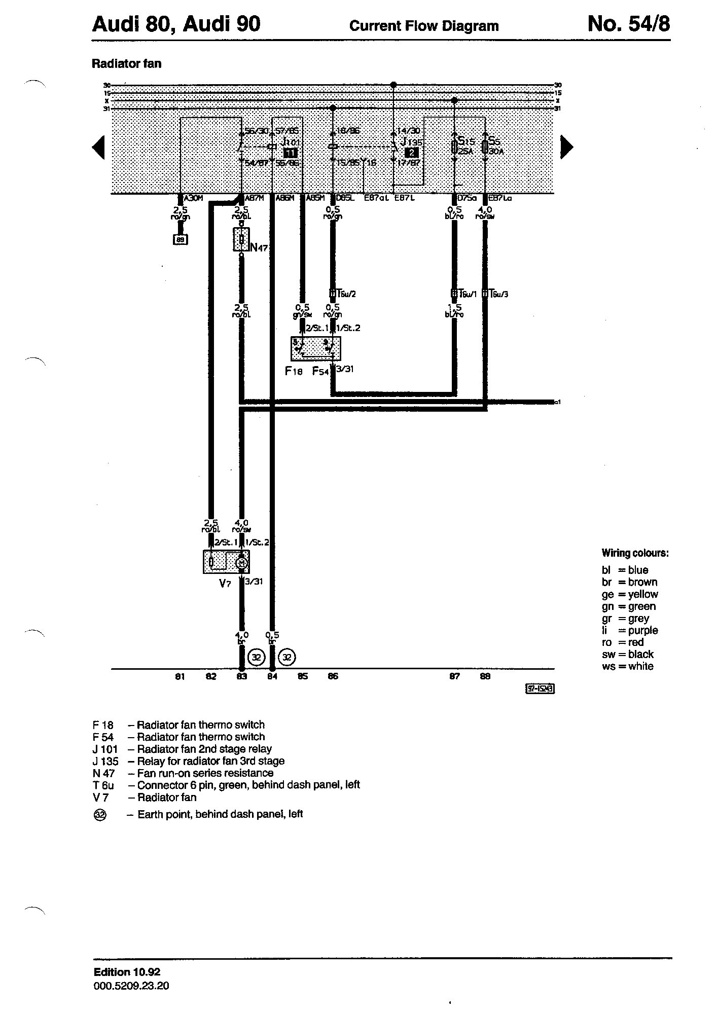 Electric Fan Relay Wiring Diagram Likewise Cooling How To Wire A New Magnificent Hvac Potential Of