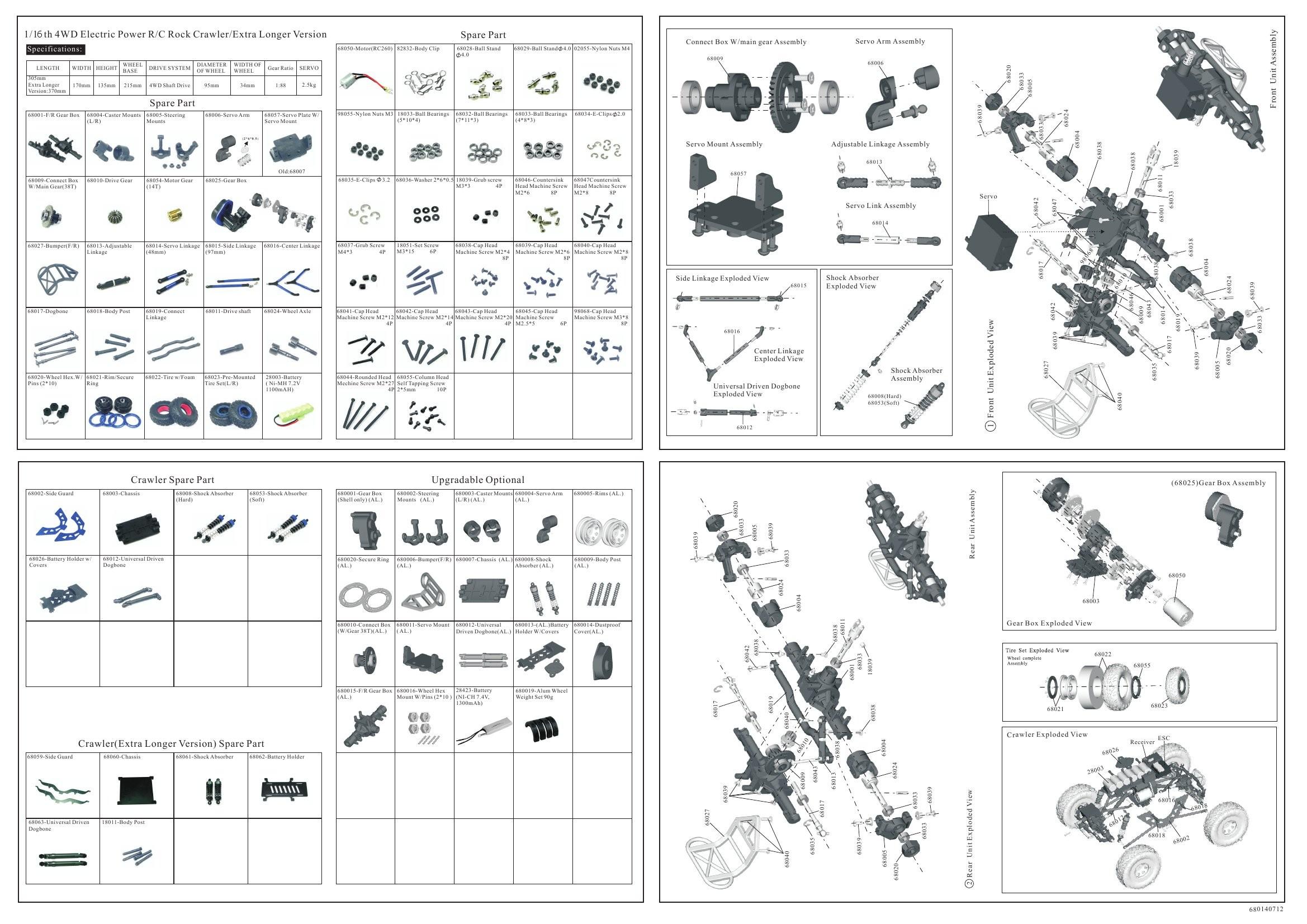 rc car wiring diagram wiring diagram