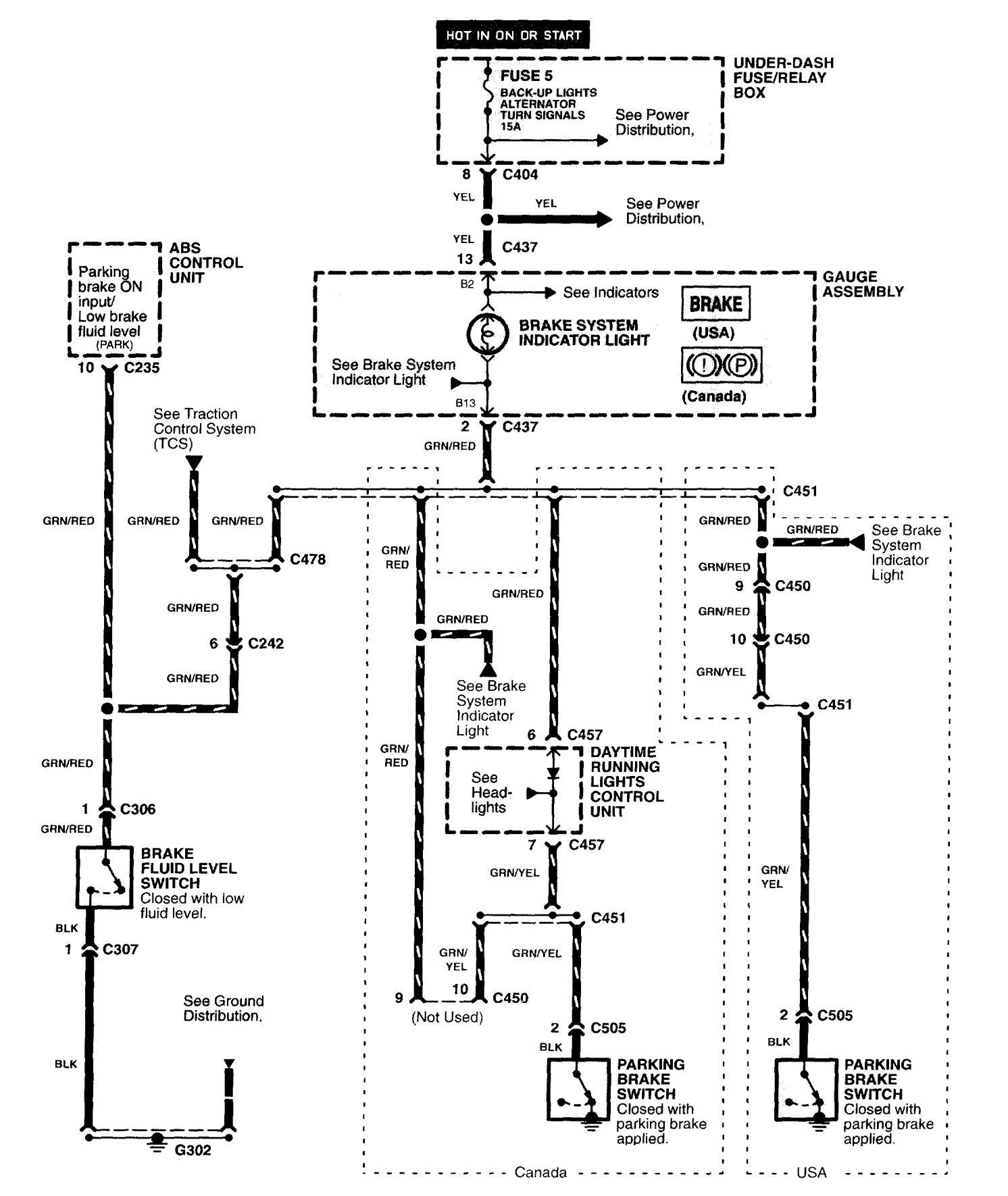Emergency Brake Diagram Astonishing Parking Switch Wiring Best Image Of