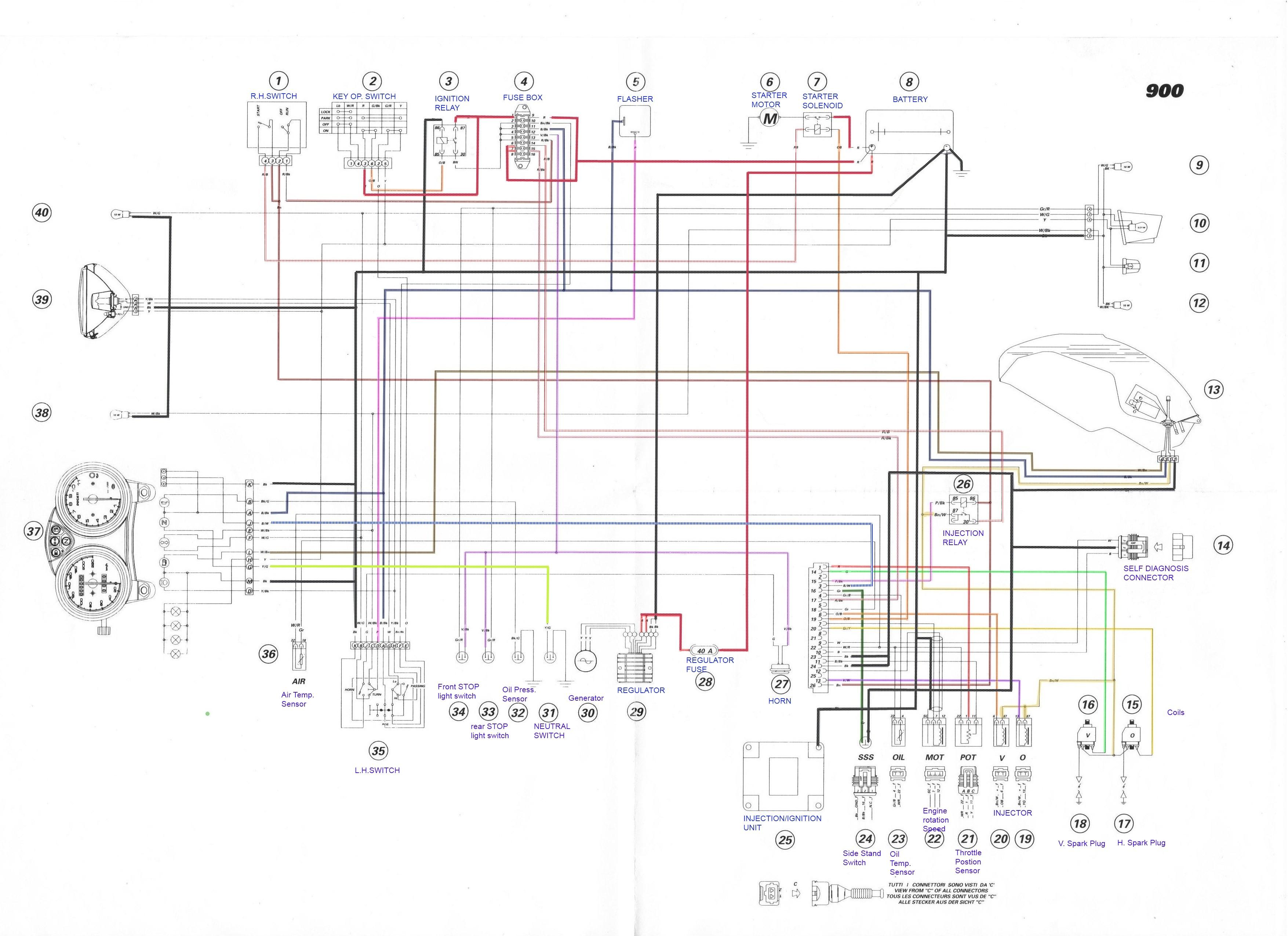 ducati regulator wiring diagram free download u2022 oasis dl co rh oasis dl co ducati multistrada 1000 wiring diagram ducati multistrada 1200 wiring diagram