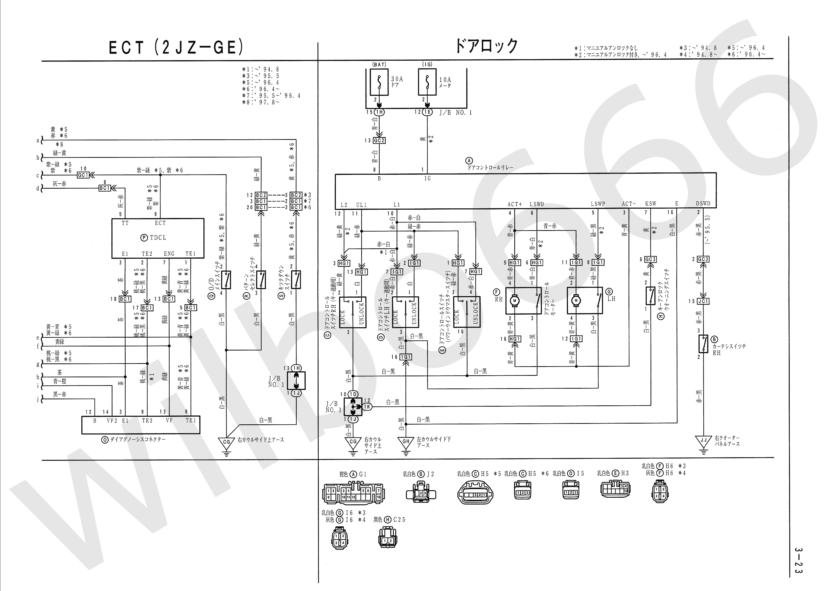 Engine Coolant Temperature Sensor Wiring Diagram Wilbo666 2jz Ge Jza80 Supra Engine Wiring Of Engine Coolant Temperature Sensor Wiring Diagram
