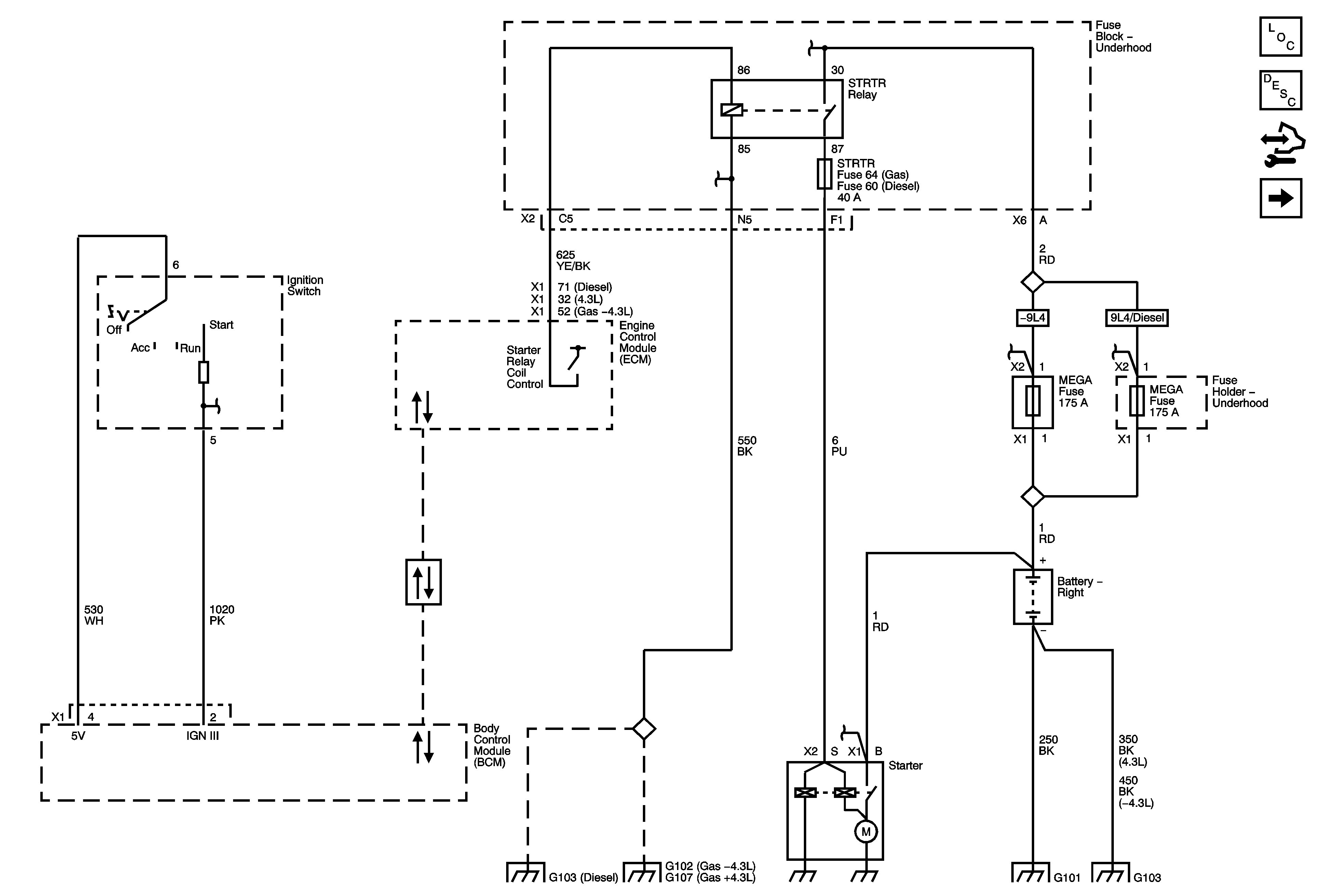 engine starter diagram my wiring diagram rh detoxicrecenze com small engine starter generator wiring diagram vh4d wisconsin engine starter wiring diagram