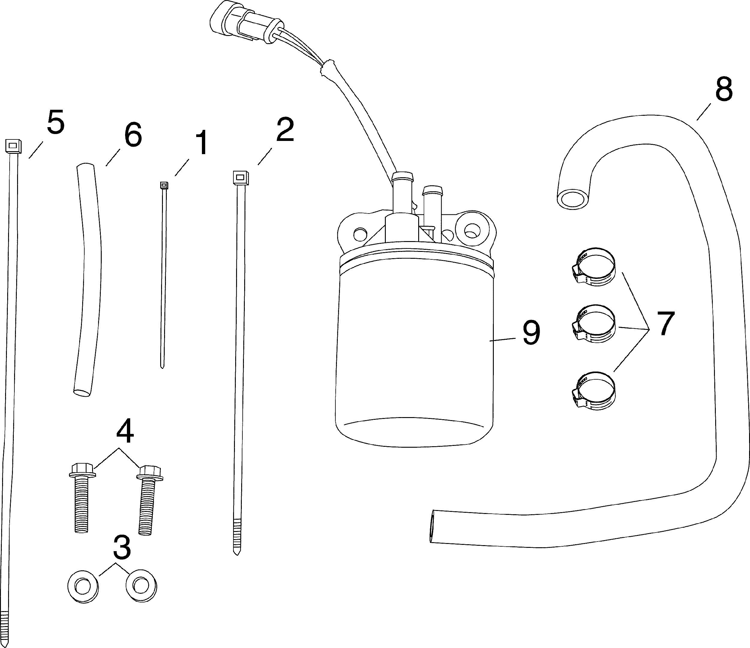 Evinrude Outboard Parts Diagram 25 Hp Johnson Outboard