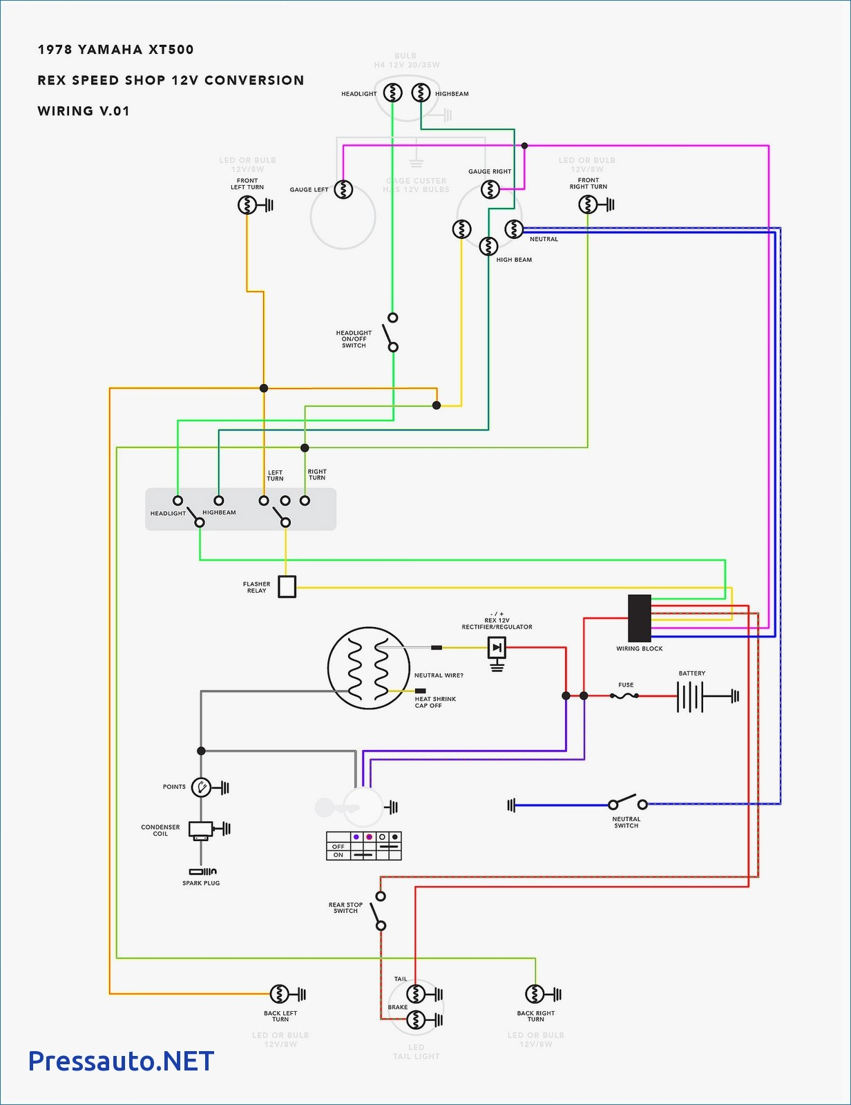Farmall A Wiring Diagram Pocket Bike Harness Get Free Image H4 Bulb About H Generator 12v Tractor Volt Diagnoses Of