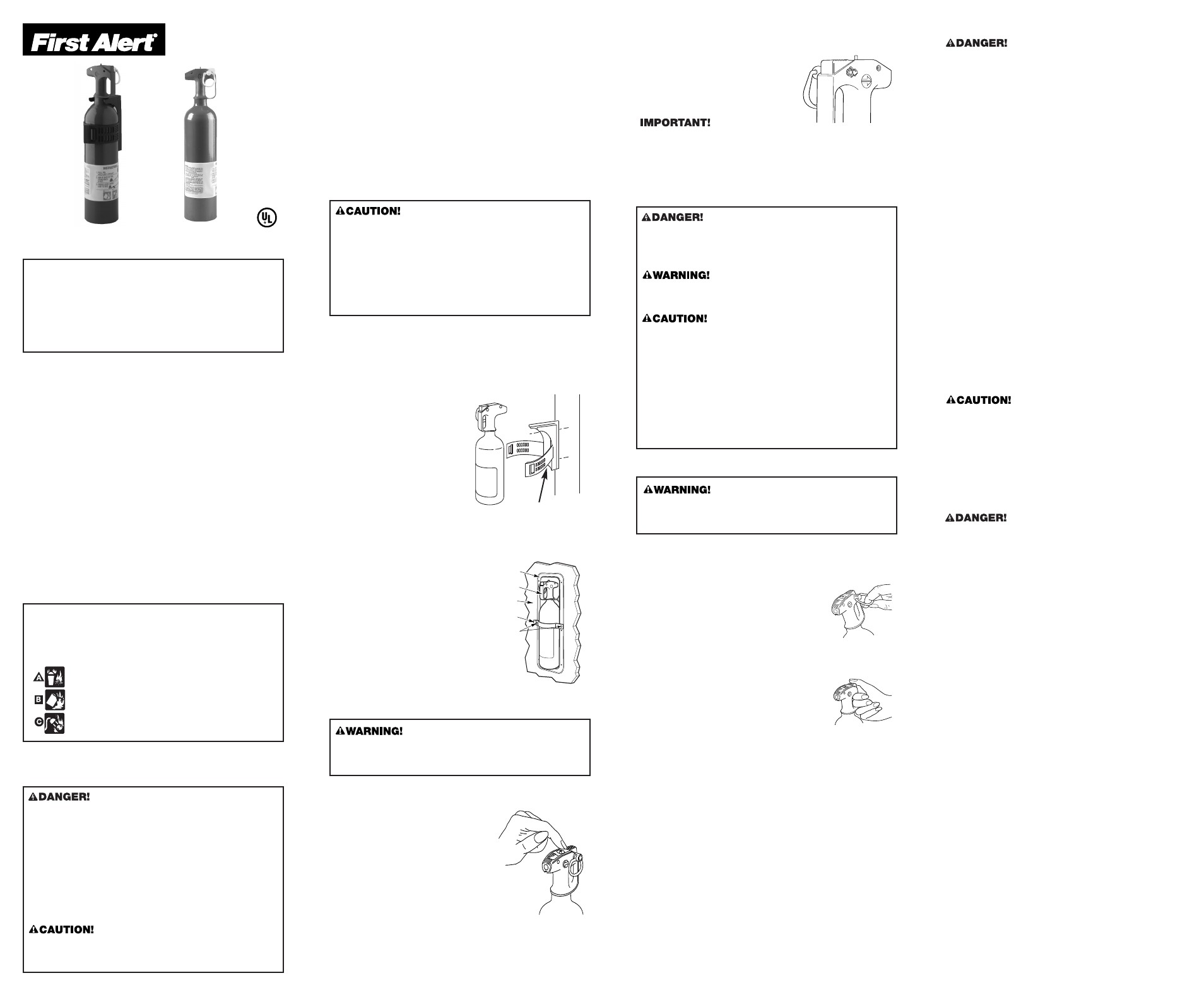 Fire Extinguisher Parts Diagram