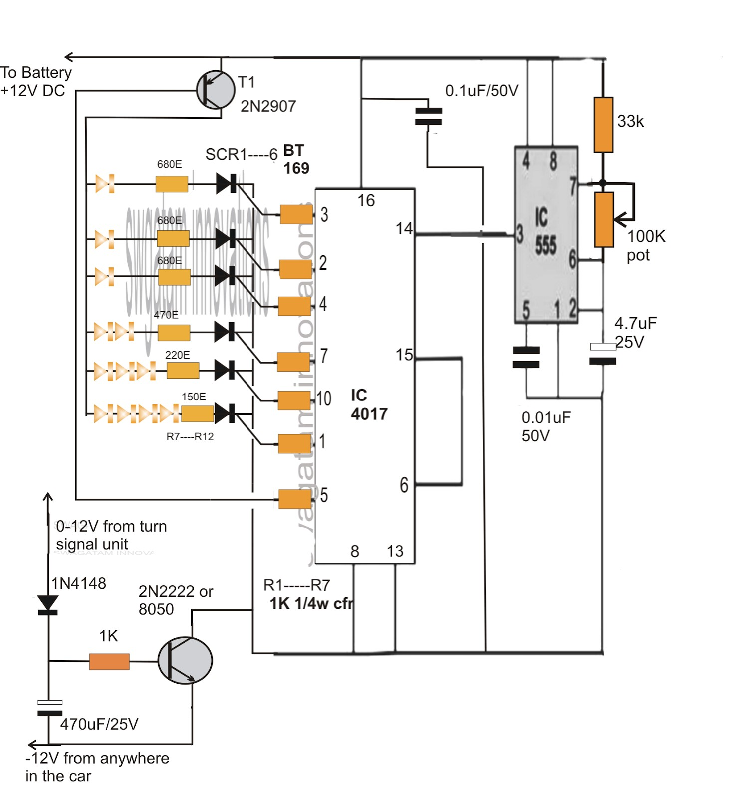 Flasher Relay Wiring Diagram Pin Flasher Relay Wiring Diagram Juanribon Led Sequential Bar Of Flasher Relay Wiring Diagram