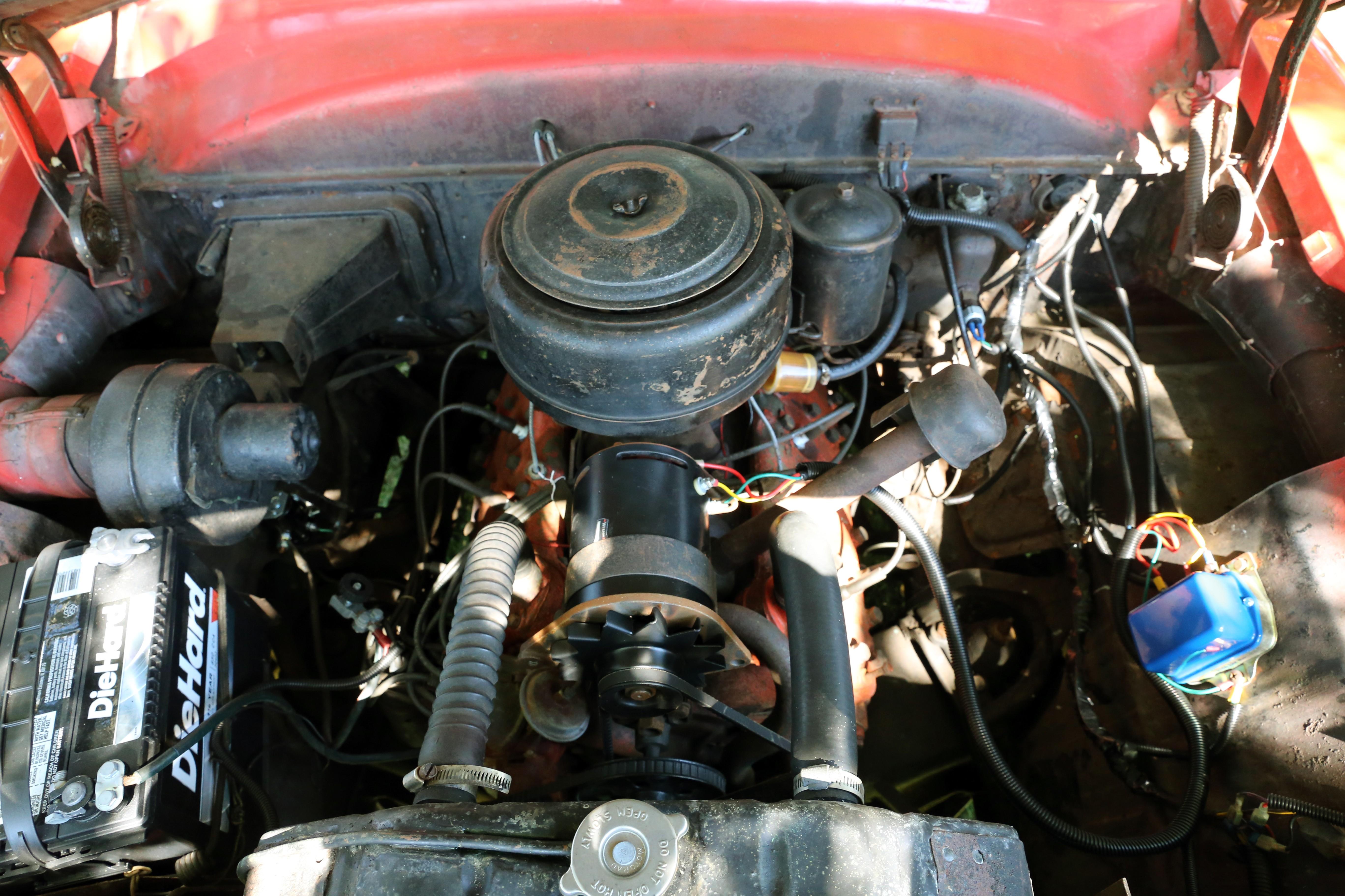 Flathead Engine Diagram File 1953 ford V8 B3 Flathead Sunliner Wikimedia Mons Of Flathead Engine Diagram