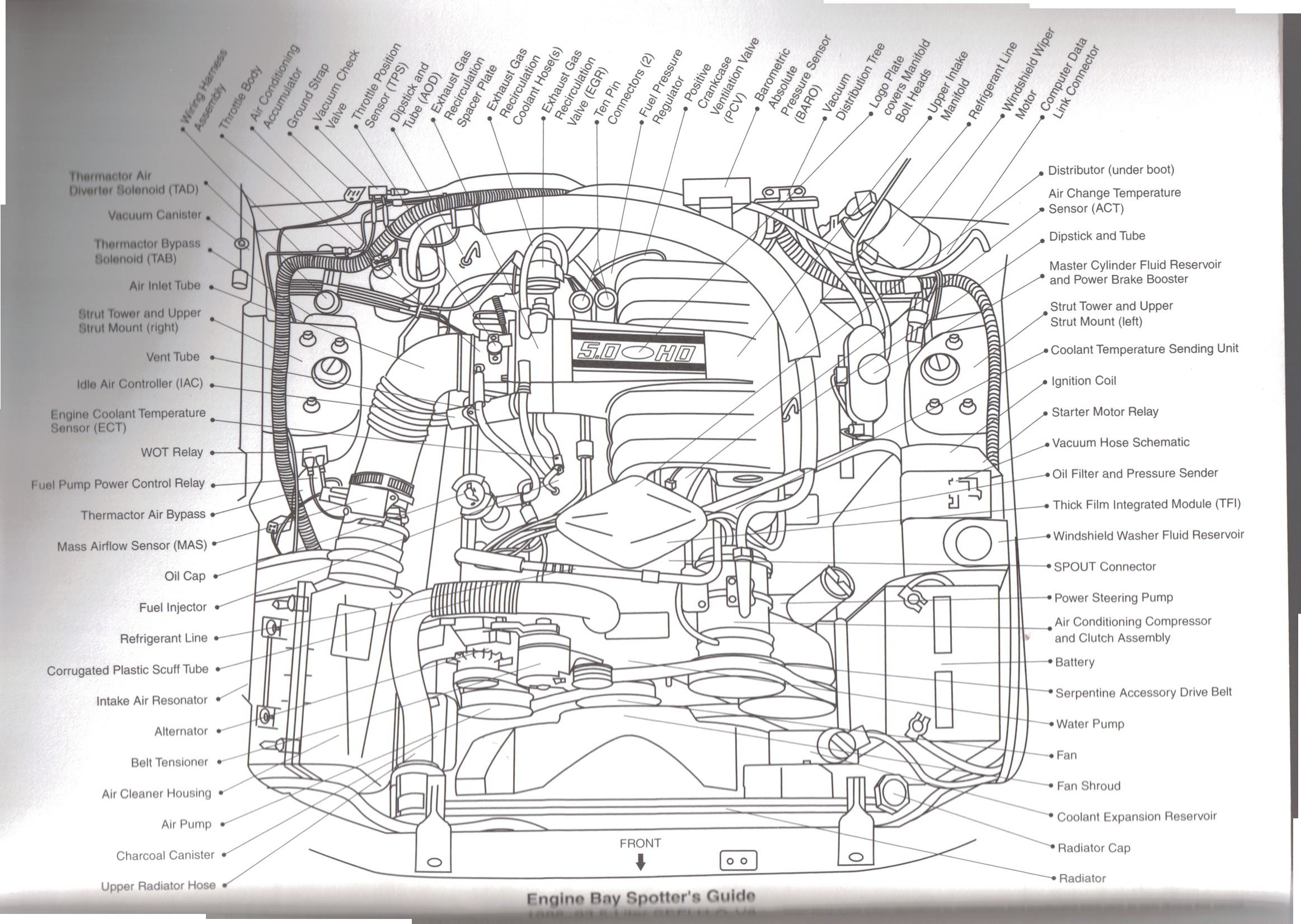 Ford 302 Engine Diagram Fox Body 302 Engine Diagram Wiring Info • Of Ford 302 Engine Diagram