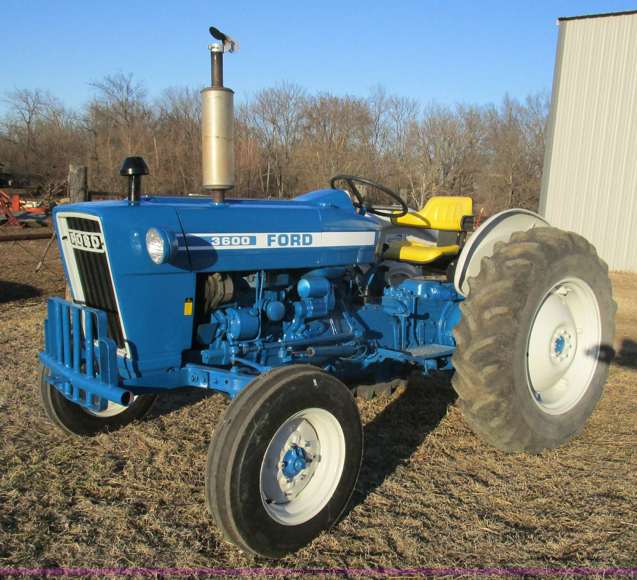 Ford 3600 Tractor Parts Diagram 1976 ford 3600 Tractor Item D2319 Of Ford 3600 Tractor Parts Diagram