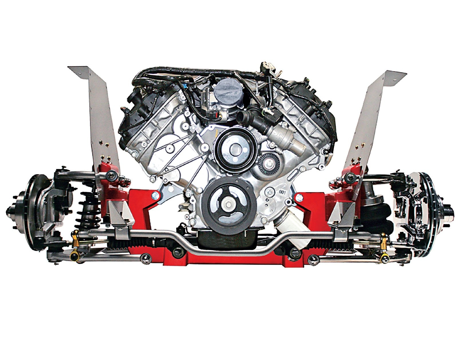 Ford 4 0 sohc Engine Diagram ford Coyote Engine Swap Guide Hot Rod Network Of Ford 4 0 sohc Engine Diagram