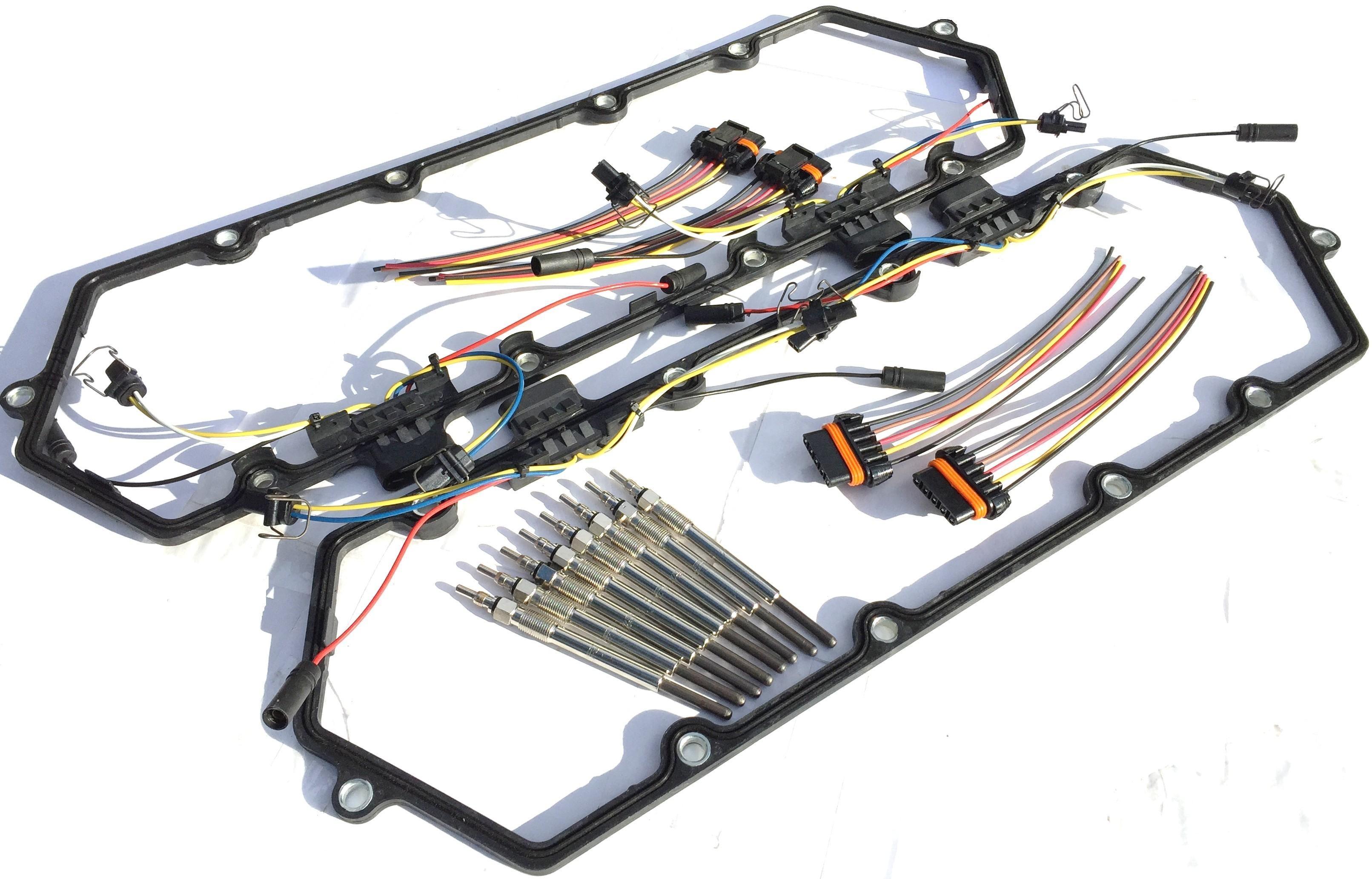 Ford 7 3 Diesel Engine Diagram 2 ford 7 3 Glow Plug Wiring Diagram In  Addition