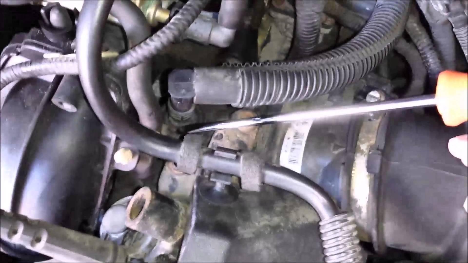 Ford Focus Zetec Engine Diagram ford Focus 2005 Pcv Hose Change Duratec Engine Of Ford Focus Zetec Engine Diagram