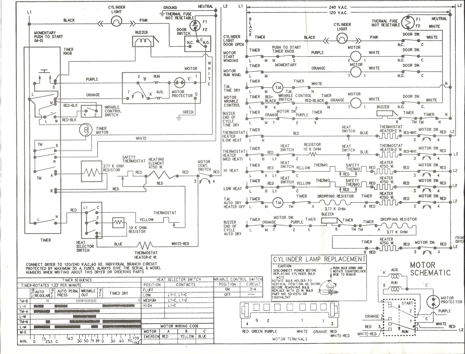 frigidaire affinity parts diagram ge model gtwn4250d2ws