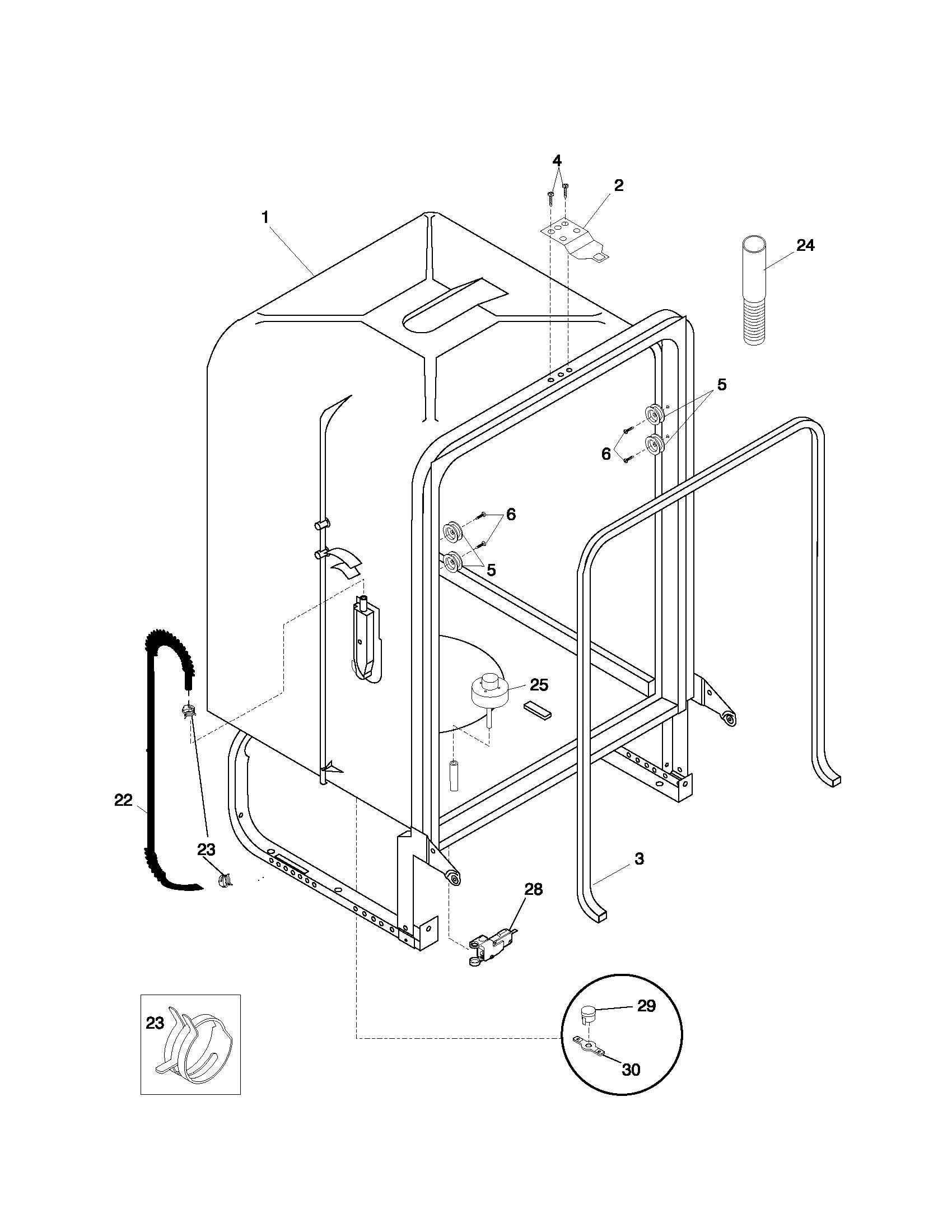 Frigidaire Gallery Dishwasher Parts Diagram Pristine In Maytag Quiet Series Bosch Dishwasher Maytag Series Of Frigidaire Gallery Dishwasher Parts Diagram