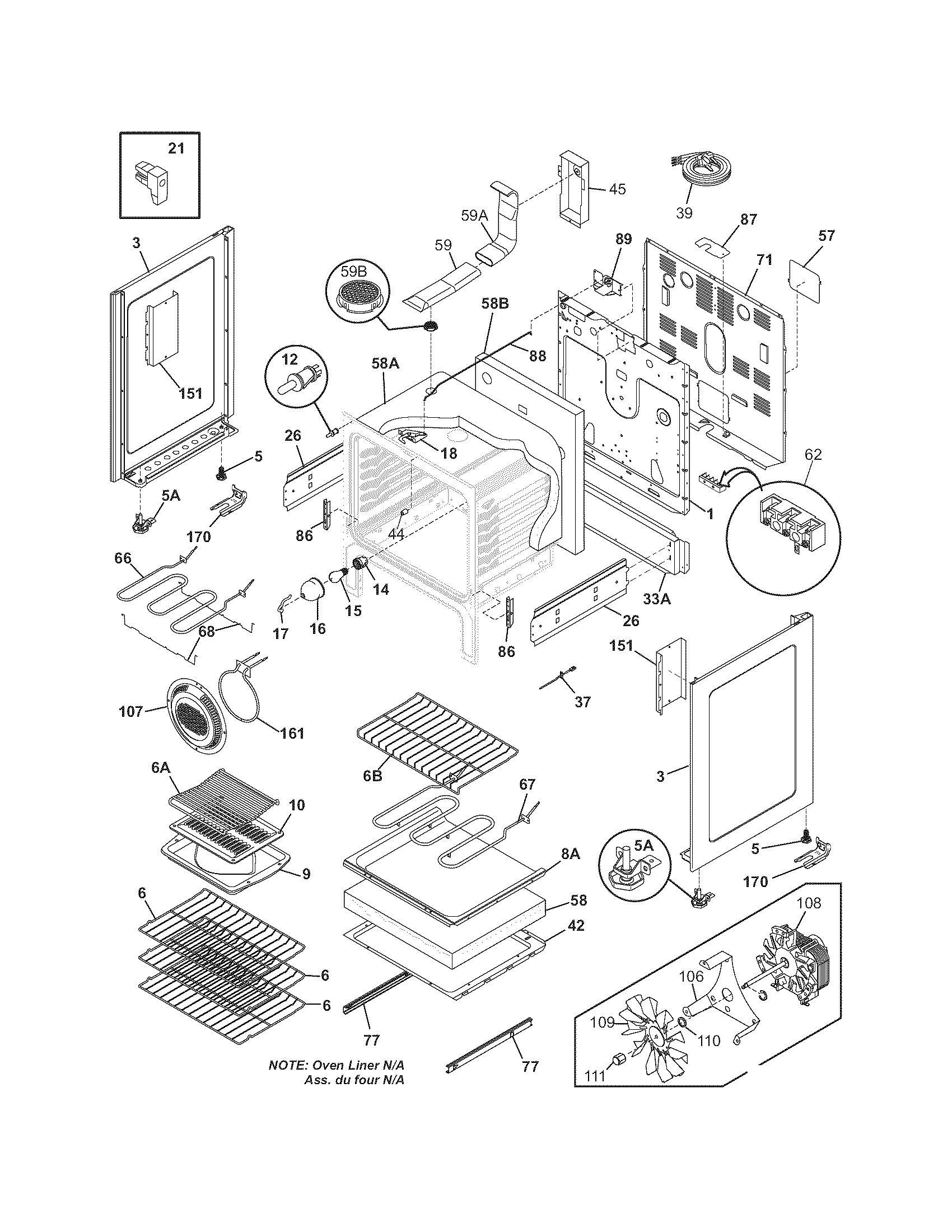 Frigidaire Gallery Refrigerator Parts Diagram Stunning Frigidaire Wiring Diagram Gallery Everything You Need to Of Frigidaire Gallery Refrigerator Parts Diagram