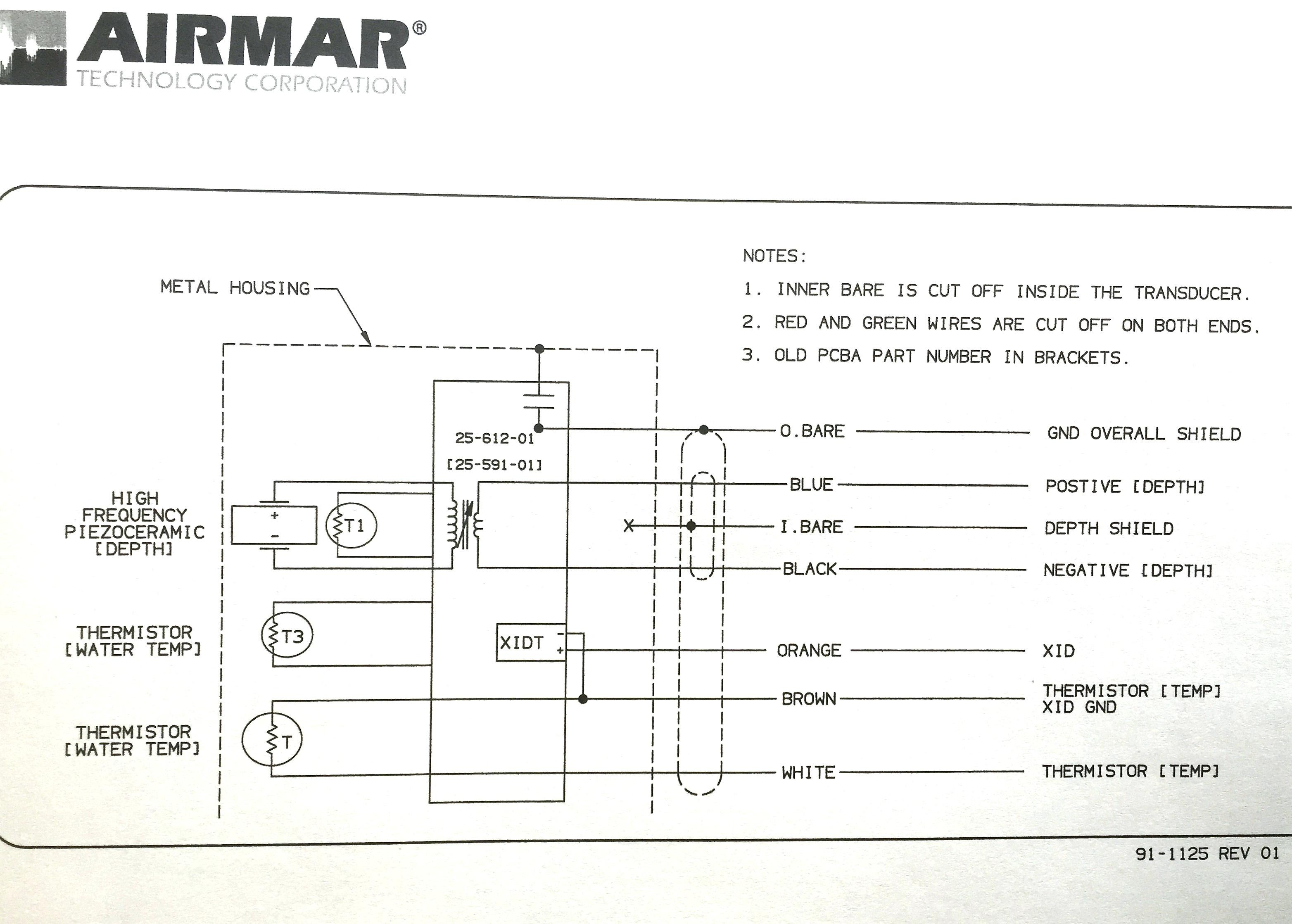Garmin Transducer Wiring Diagram