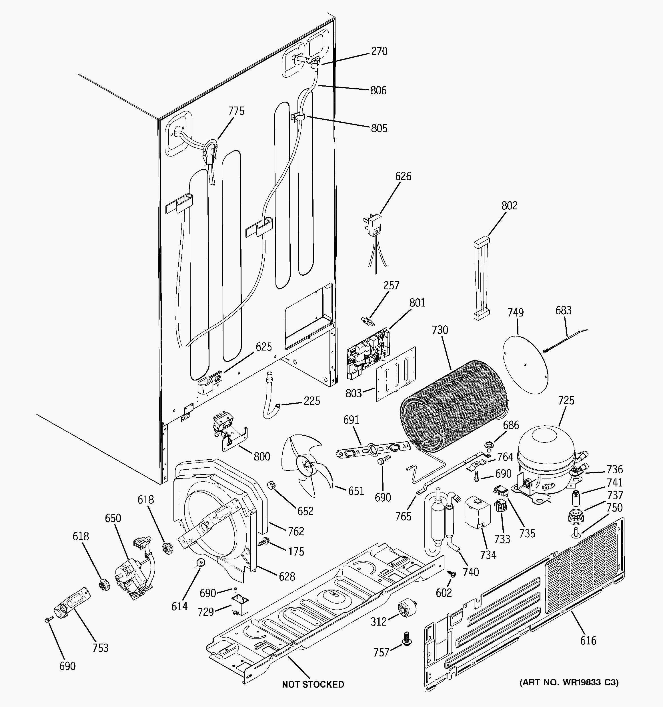 Ge Monogram Refrigerator Parts Diagram 23 Elegant Ge Monogram Refrigerator Parts Ines Style Of Ge Monogram Refrigerator Parts Diagram