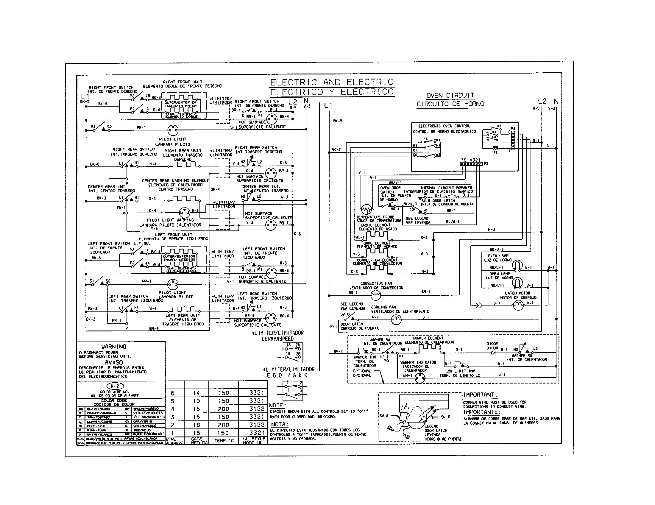 Kenmore Oven Wiring Diagram Wiring Diagram Schematics Oven Wiring Diagrams  Oven Wiring Diagram Sears