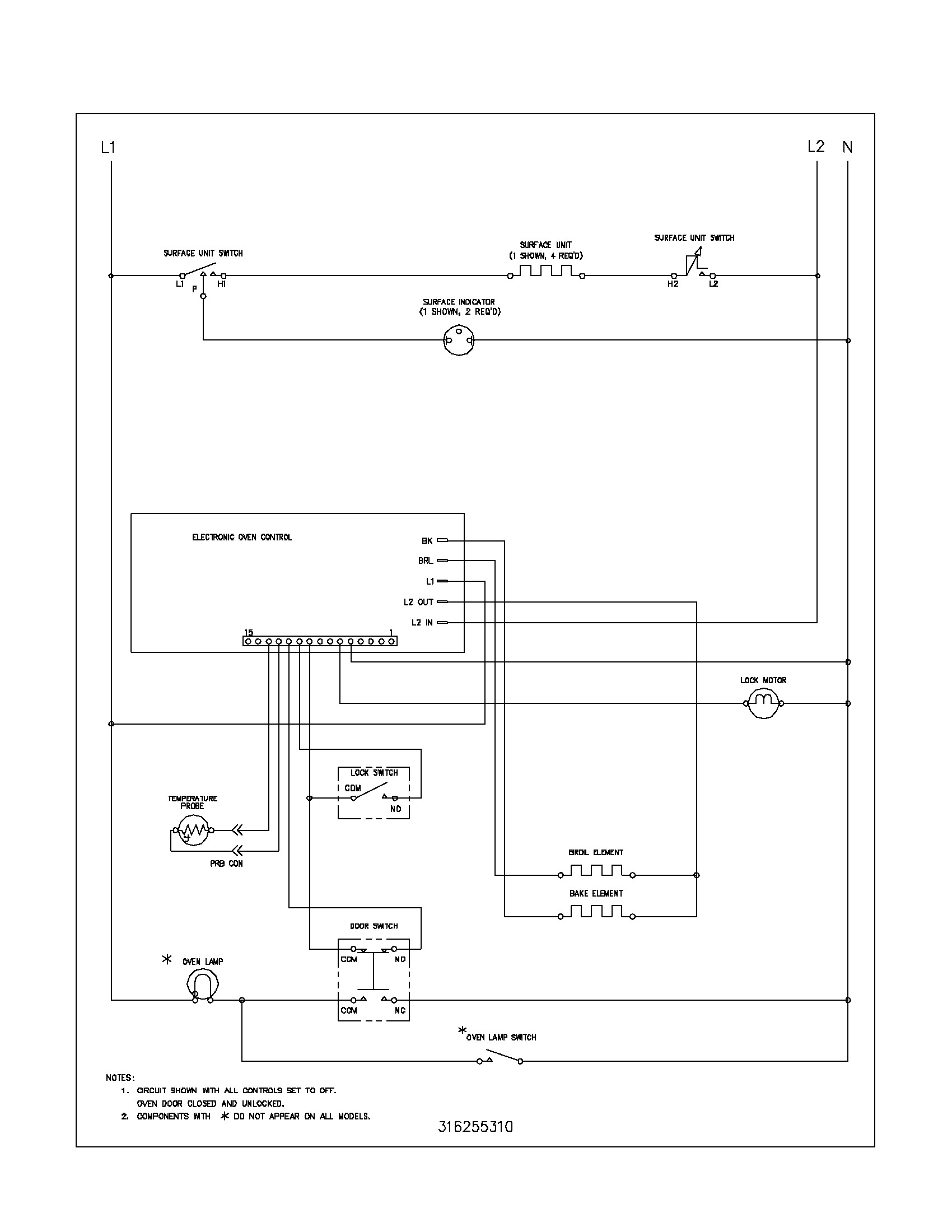 Ge Xl44 Parts Diagram Frigidaire Model Fef352awf Free Standing Electric Genuine Parts Of Ge Xl44 Parts Diagram