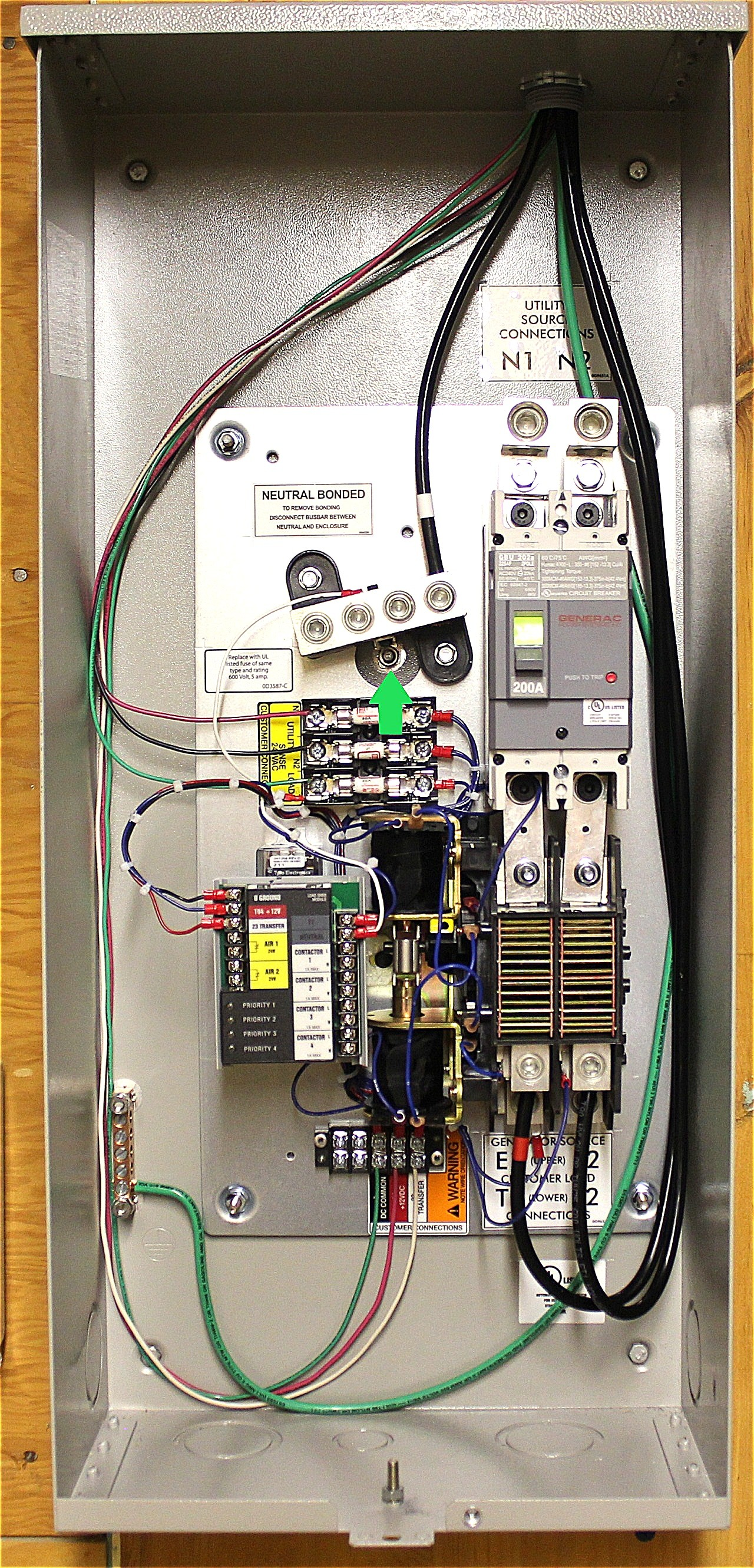 Generac Transfer Switch Wiring Diagram Generac Automatic Transfer Switch Wiring Diagram Delightful Bright Of Generac Transfer Switch Wiring Diagram