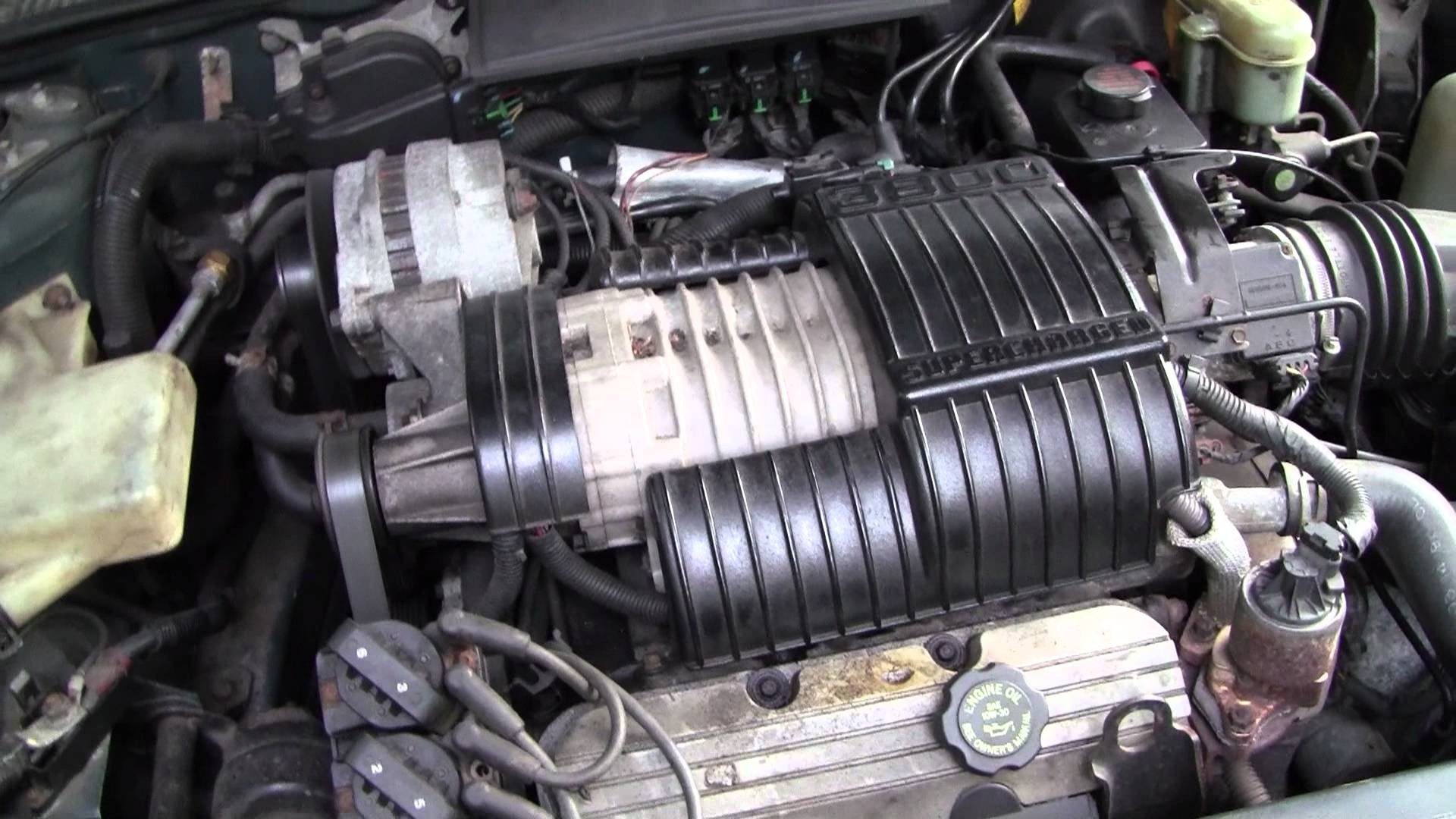 Gm 3800 V6 Engine Diagram My Wiring Bus How To Find A Vac Leak On Series I Supercharged