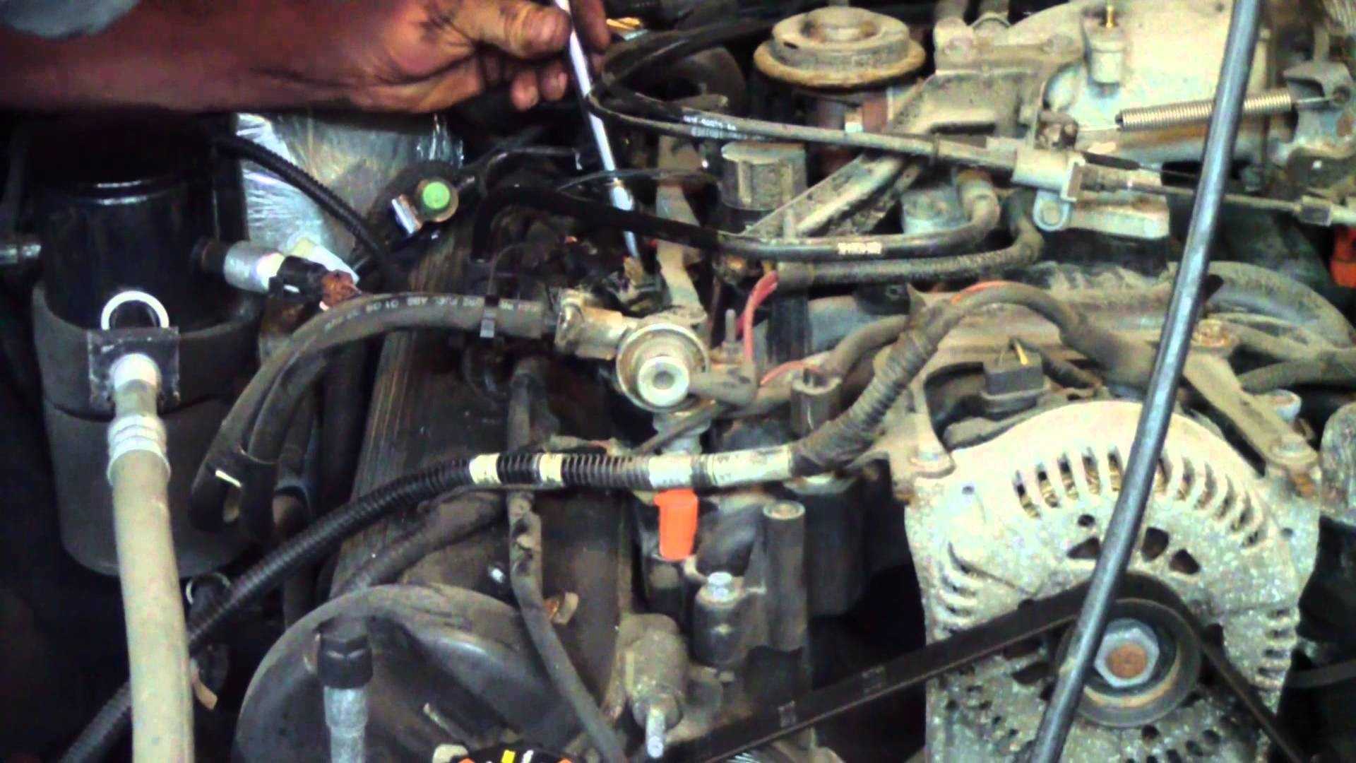 Grand Marquis Engine Diagram 2000 Grand Marquis Spark Plug Change How to 4 6l Of Grand Marquis Engine Diagram