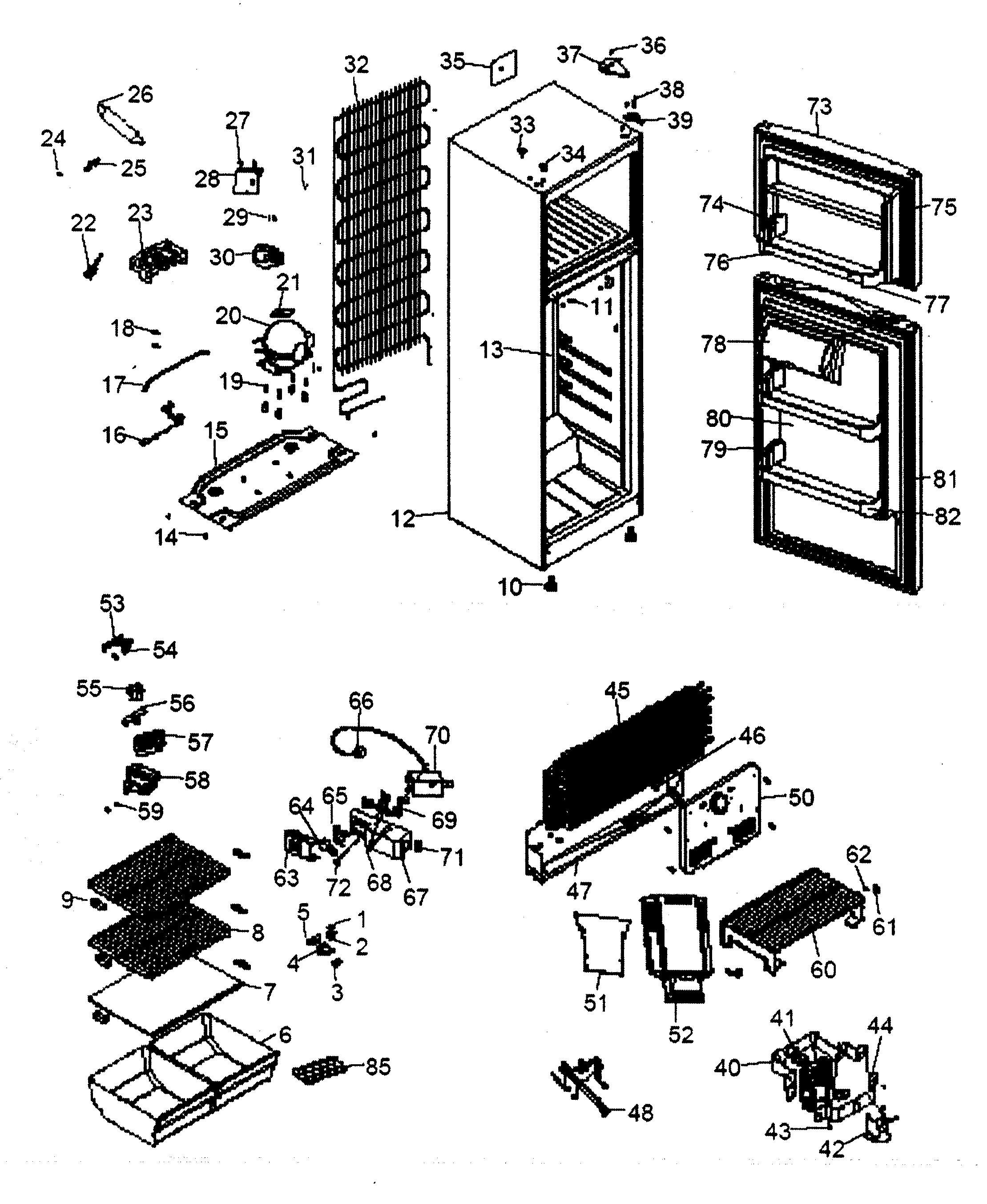 haier refrigerator hsa02wndww parts diagram trusted wiring diagram u2022 rh soulmatestyle co haier air conditioner wiring diagram haier washing machine wiring diagram