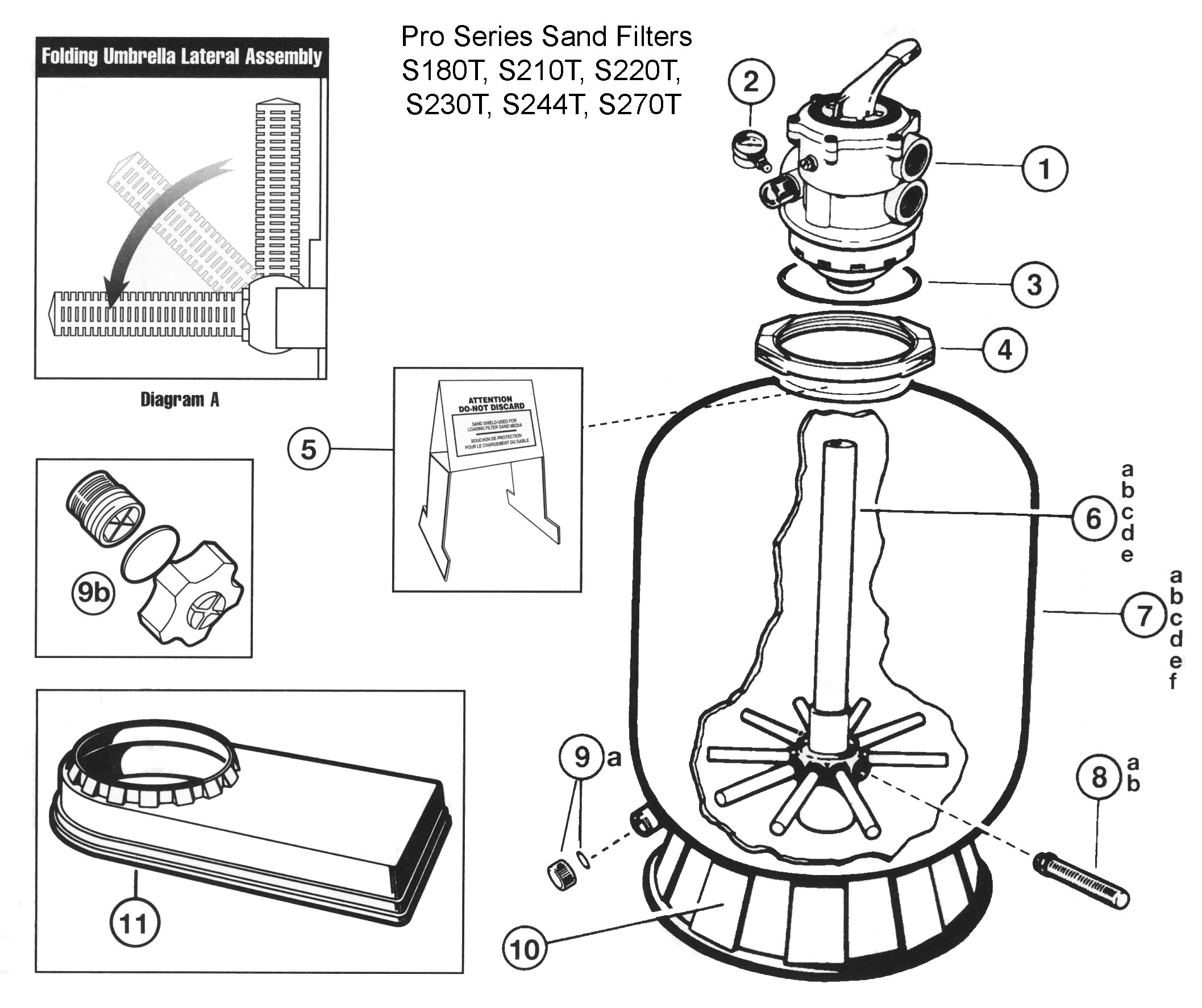 Hayward Pool Filter Parts Diagram My Wiring Diagram