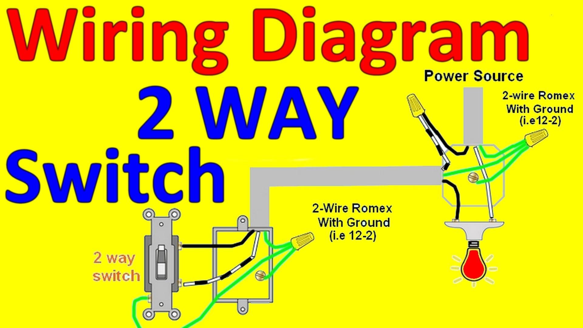 Headlight Switch Wiring Diagram 2 Way Light Switch Wiring Diagrams Beautiful Two Diagram Afif Of Headlight Switch Wiring Diagram