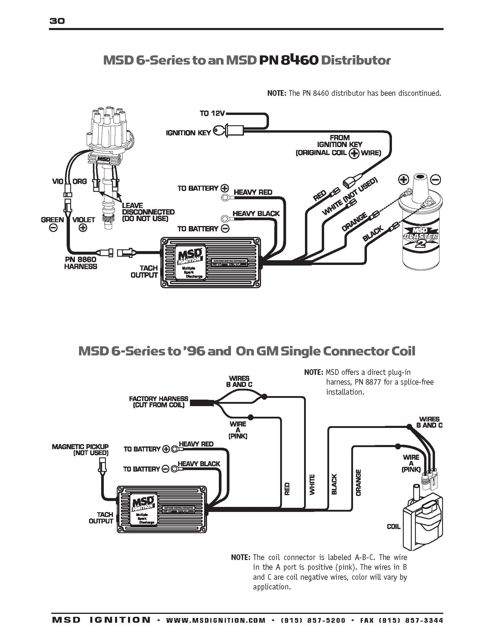 Hei Distributor Wiring Diagram Msd Distributor Wiring Diagram Elvenlabs Best Blurts Of Hei Distributor Wiring Diagram Msd Ignition Wiring Diagrams Throughout 6a Diagram to Distributor