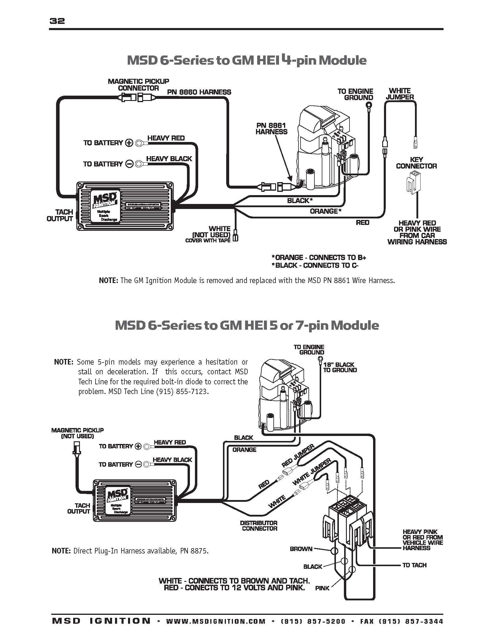hei distributor wiring diagram msd ignition wiring diagrams rh detoxicrecenze com msd 6al wiring diagram hei distributor msd hei distributor wiring
