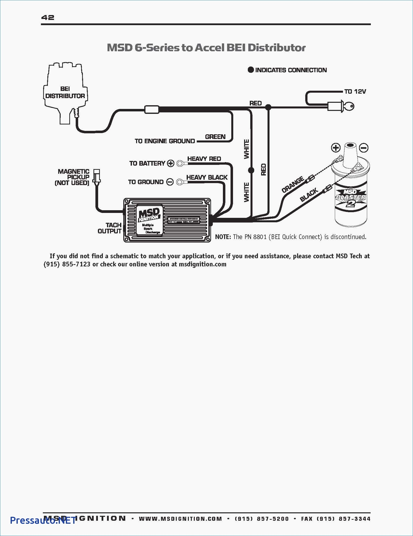 Hei Distributor Wiring Diagram Stunning Accel Distributor Wiring Diagram Ideas Everything You Of Hei Distributor Wiring Diagram Msd Ignition Wiring Diagrams Throughout 6a Diagram to Distributor