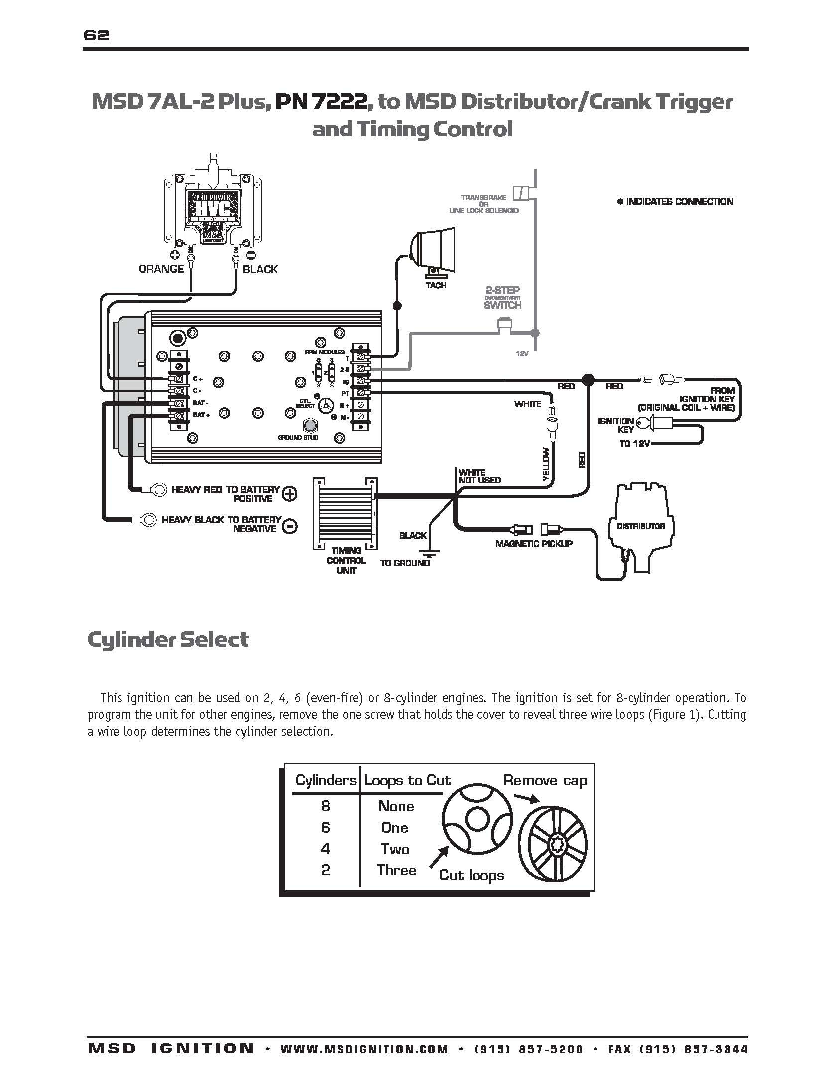 Hei Distributor Wiring Diagram Wdtn Pn9615 Page 061 Msd Distributor Wiring Diagram Wiring Diagram Of Hei Distributor Wiring Diagram Msd Ignition Wiring Diagrams Throughout 6a Diagram to Distributor