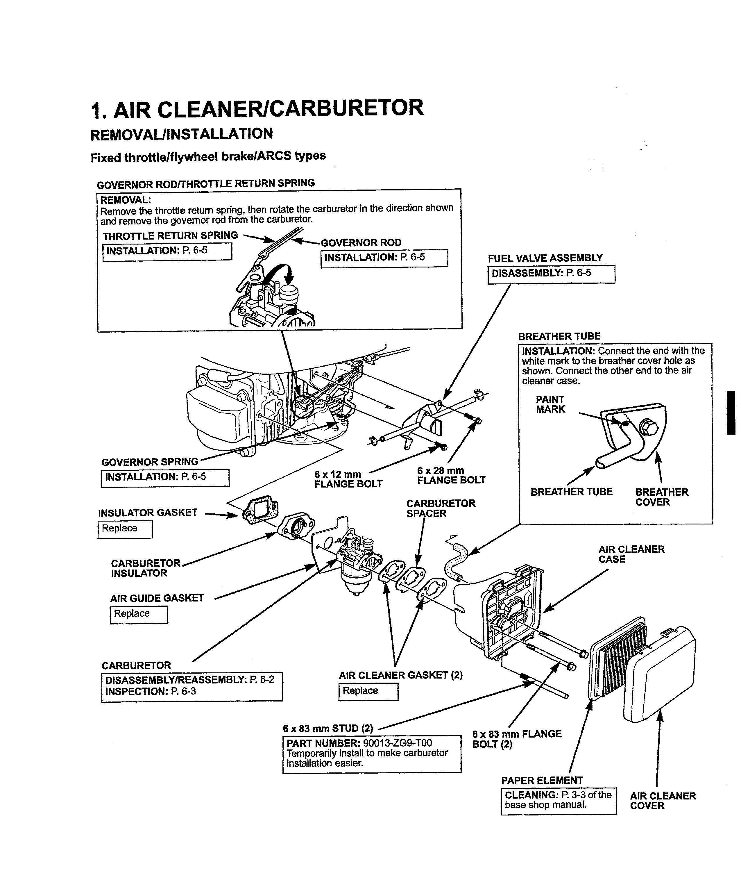 Honda Gcv160 Engine Diagram Manual for Honda 160cc Engine On Troy Bilt 11a542q711 Lawn Mower Of Honda Gcv160 Engine Diagram