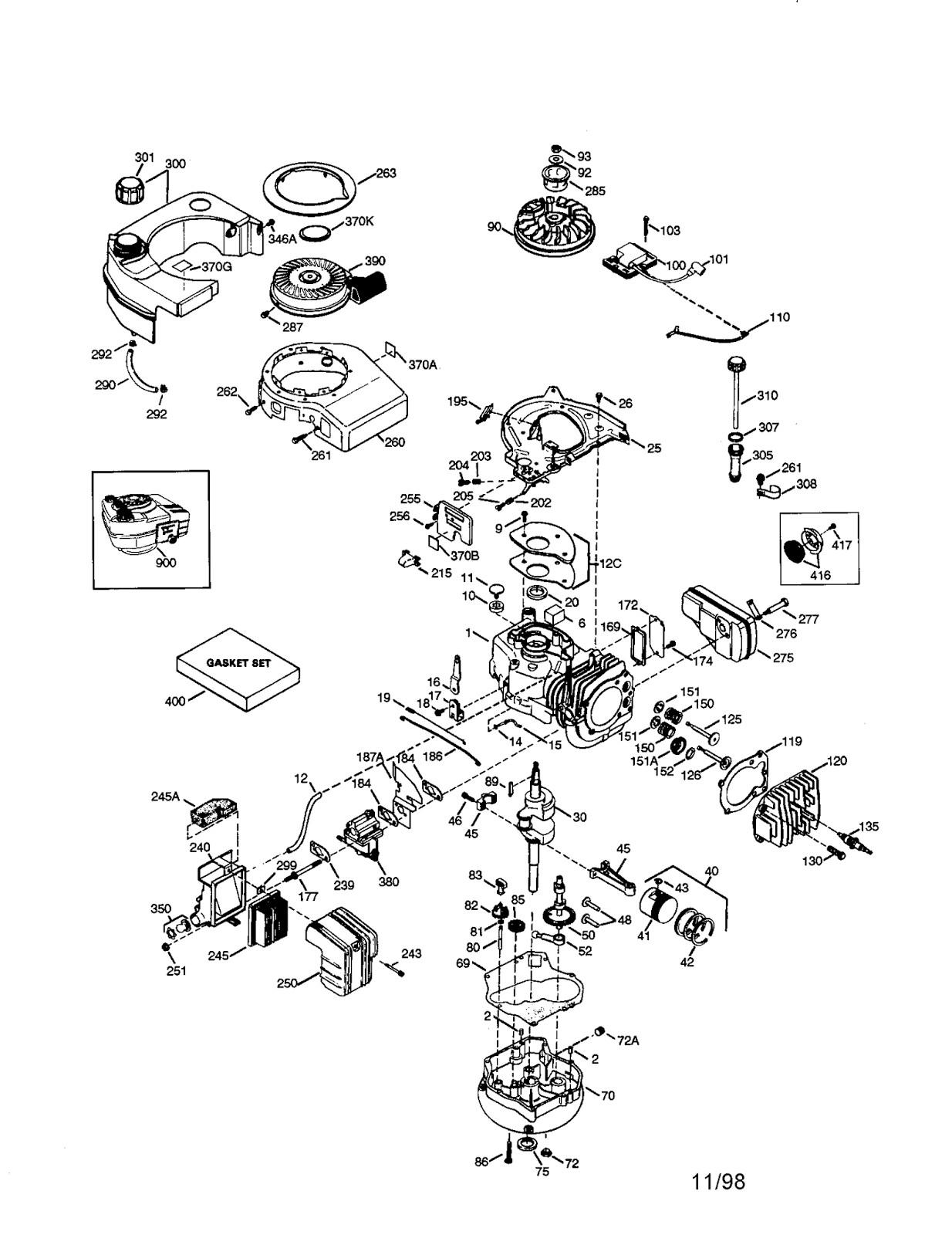 Honda Gx390 Parts Diagram Free Service Repair Manual Tecumseh Engine Parts Diagram Of Honda Gx390 Parts Diagram