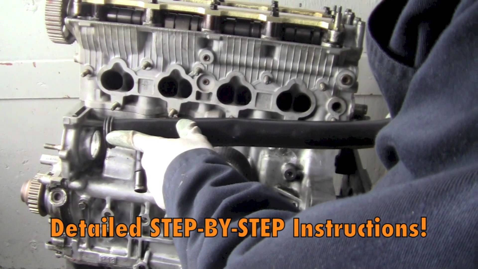 Honda Prelude Engine Diagram Wiring Library 2 How To Rebuild Your H Series Diy Dvd