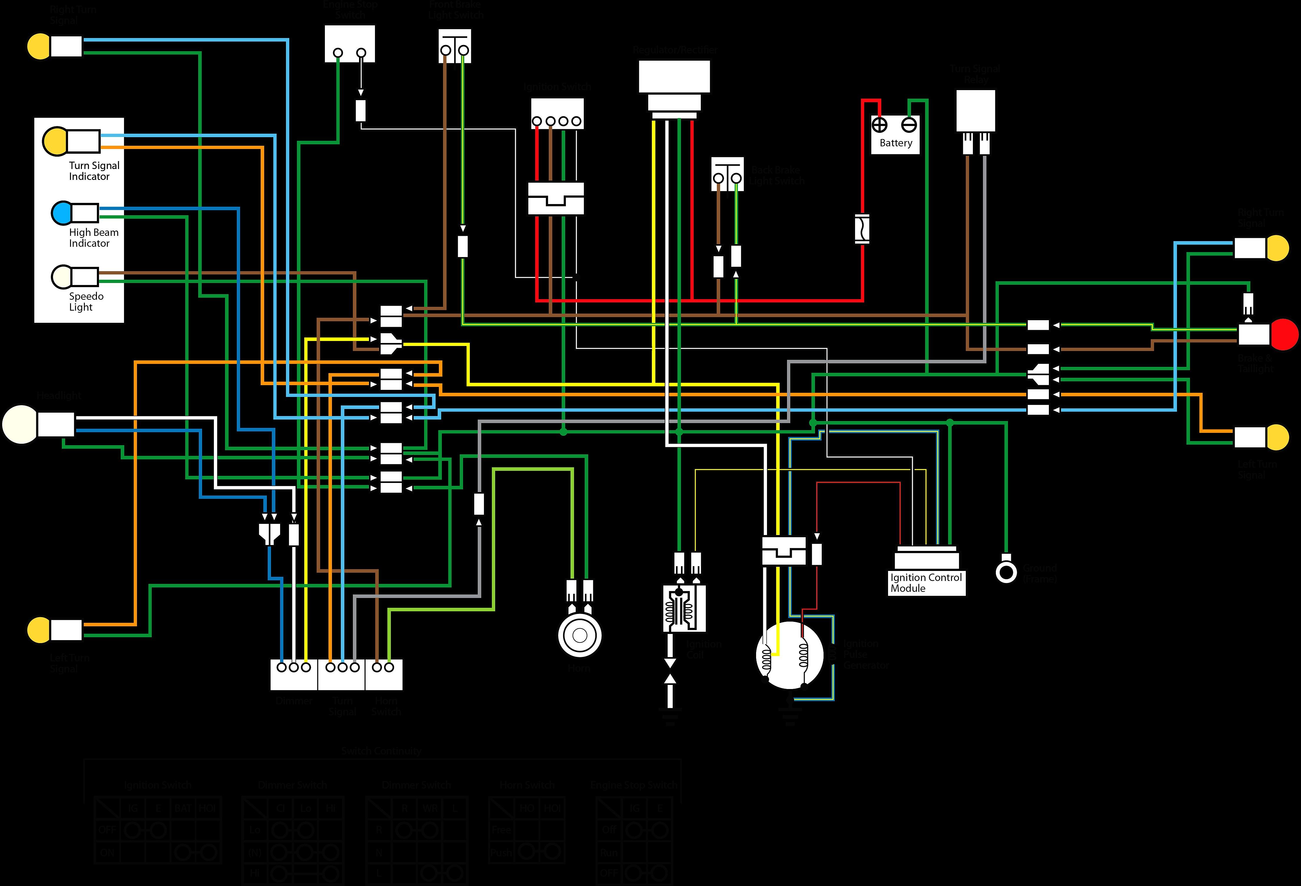 Honda Xr 125 Wiring Diagram Irelandnews Best Wiring Diagrams Of Honda Xr 125 Wiring Diagram