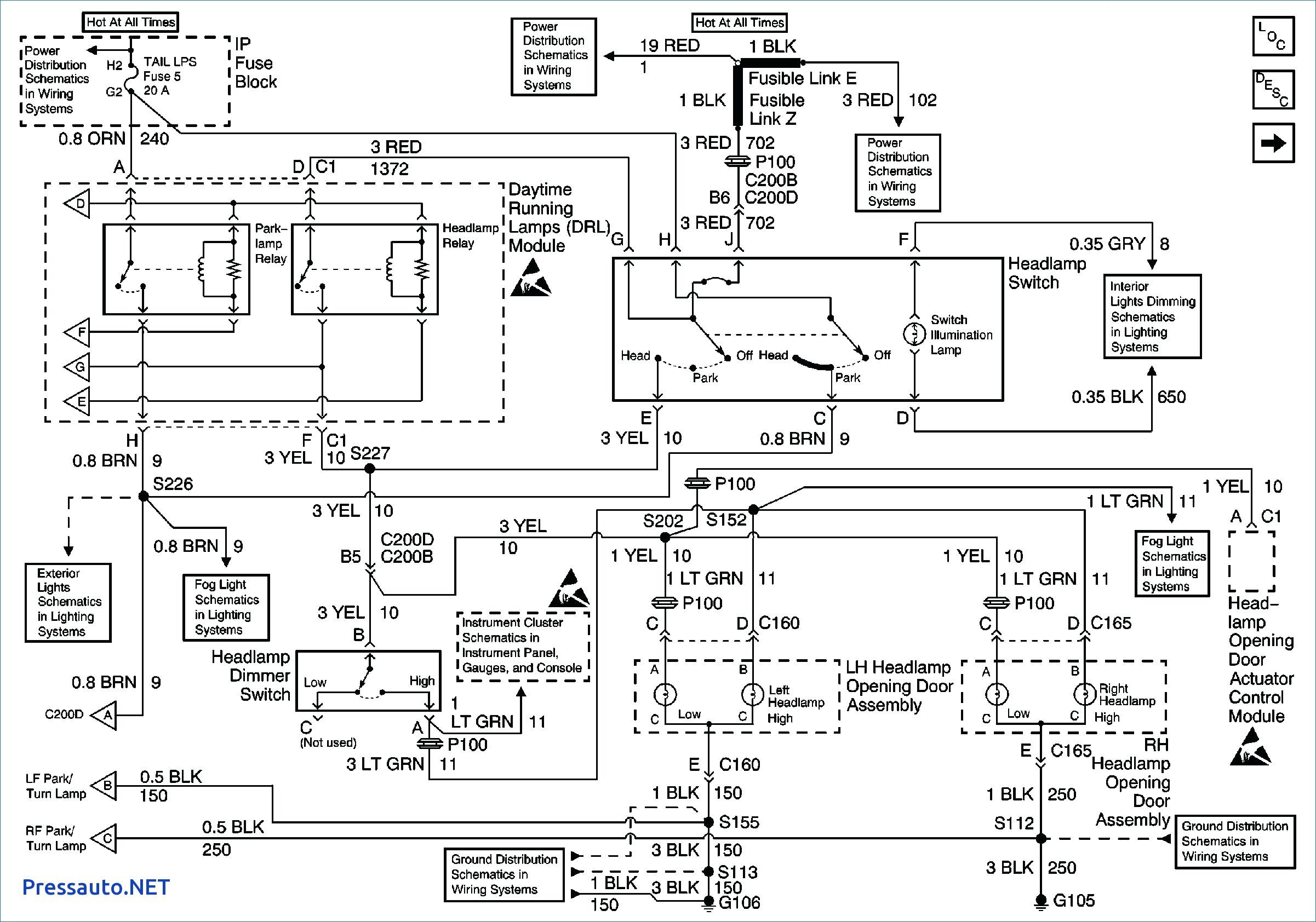 Honda Xrm 125 Engine Diagram Yamaha Rs 100 Cdi Wiring Schematic Headlight Electrical Of