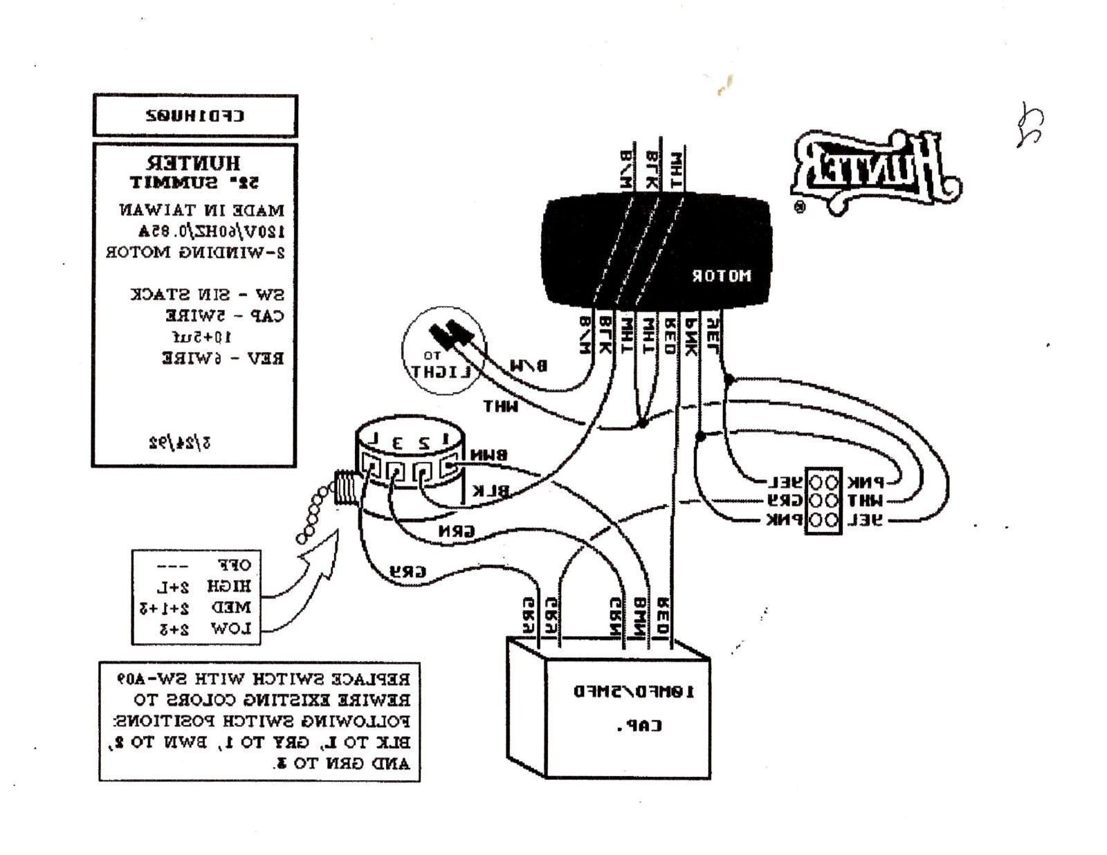 diagram pull bay new hampton switch of fan wiring speed fans ceilings hunter chain ceiling for