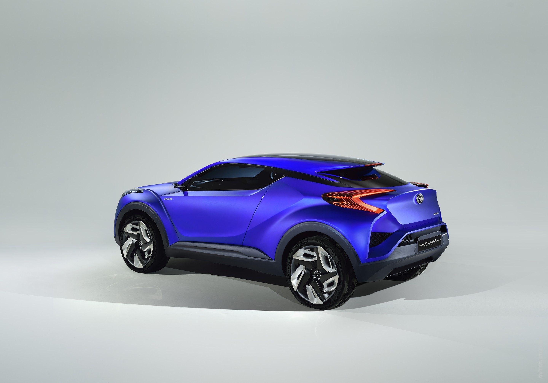 Hybrid Car Diagram ПредставРен кроссовер toyota C Hr Of Hybrid Car Diagram