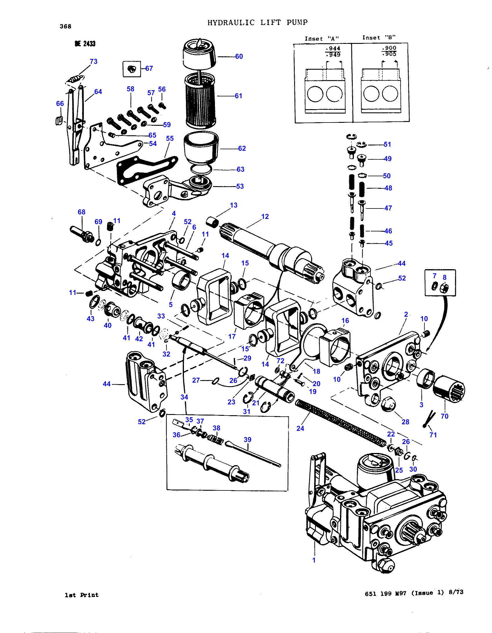Hydraulic Pump Diagram My Wiring Diagram