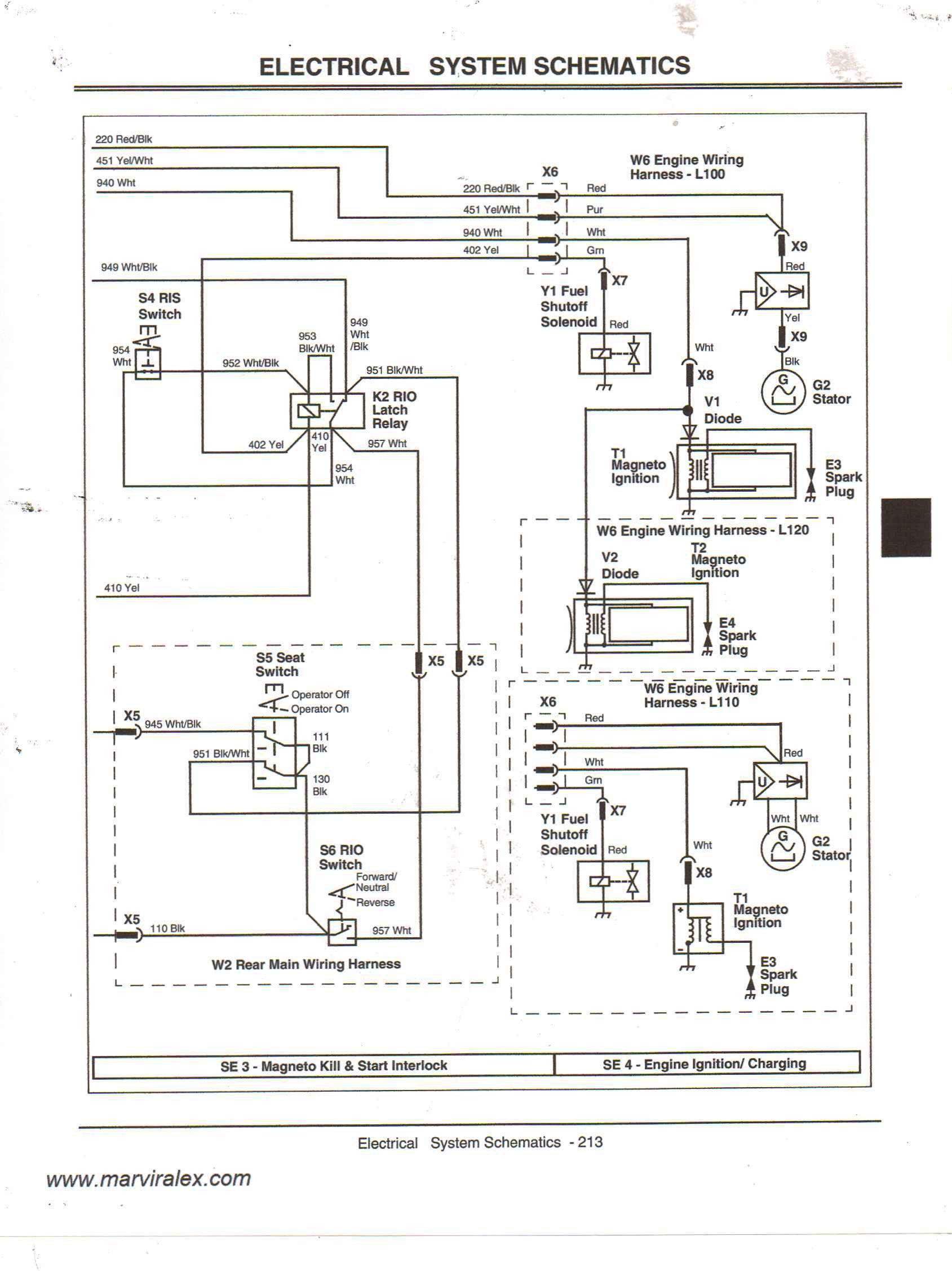 john deere 265 wiring diagram wiring diagram