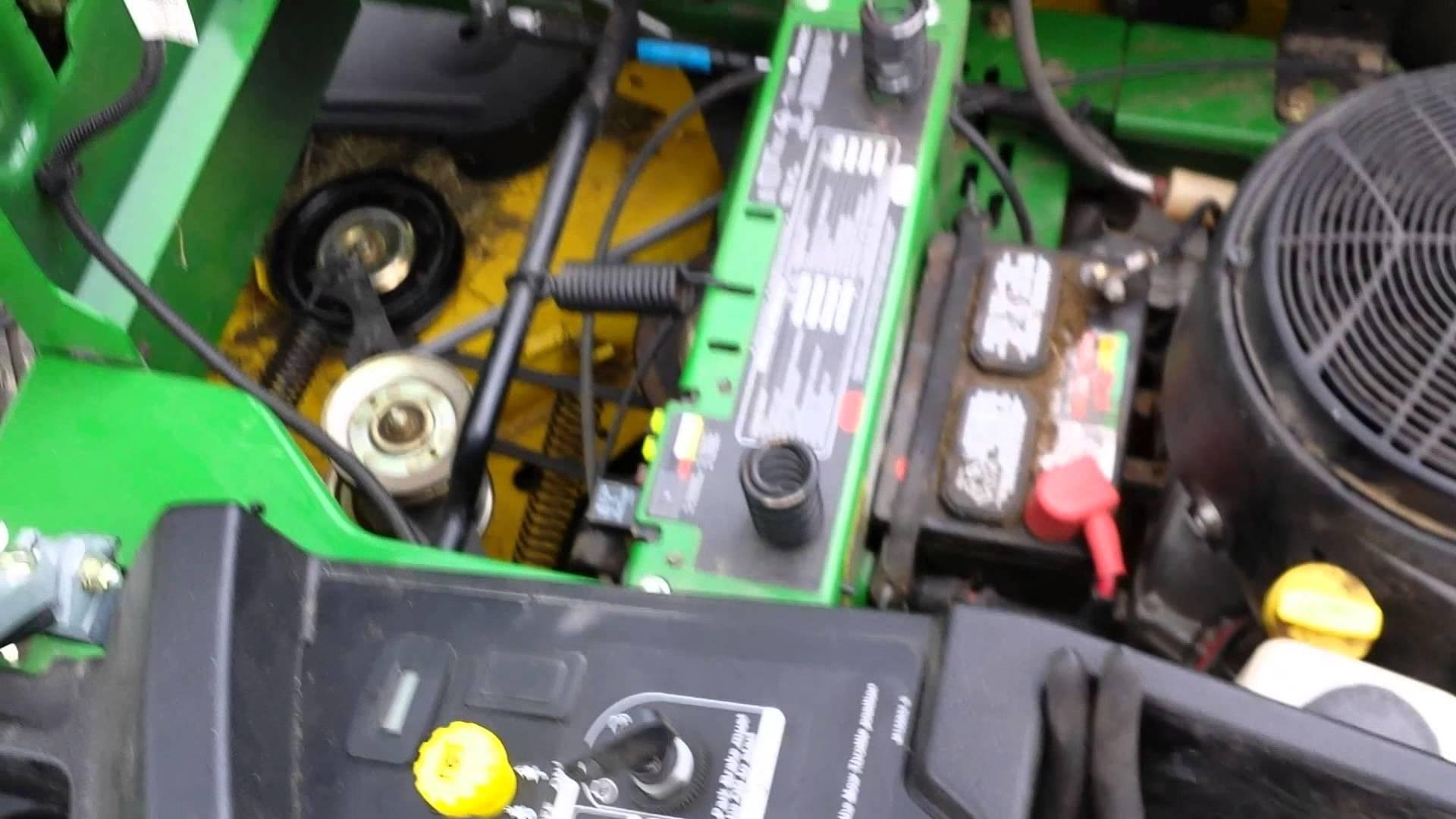 john deere z225 deck belt diagram 42 custom wiring diagram u2022 rh littlewaves co John Deere Zero Turn Z245 John Deere Z445 Problems