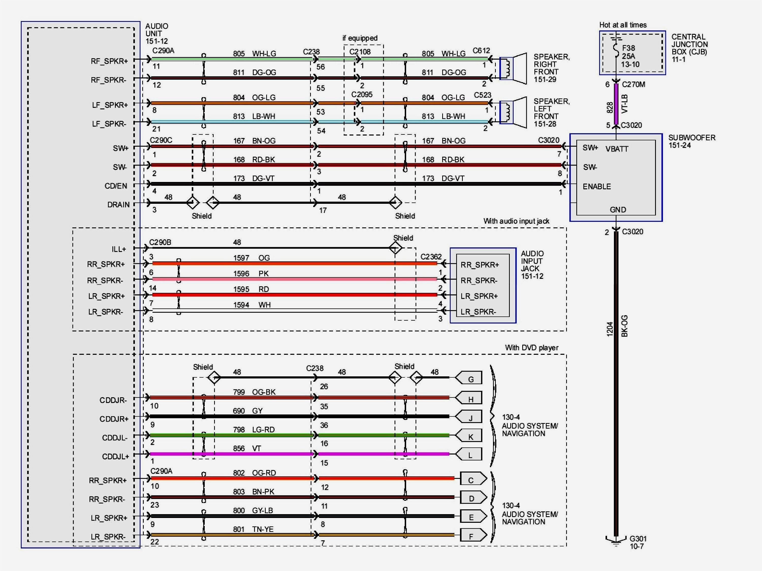 Jvc Car Audio Wiring Diagram My Wiring DIagram