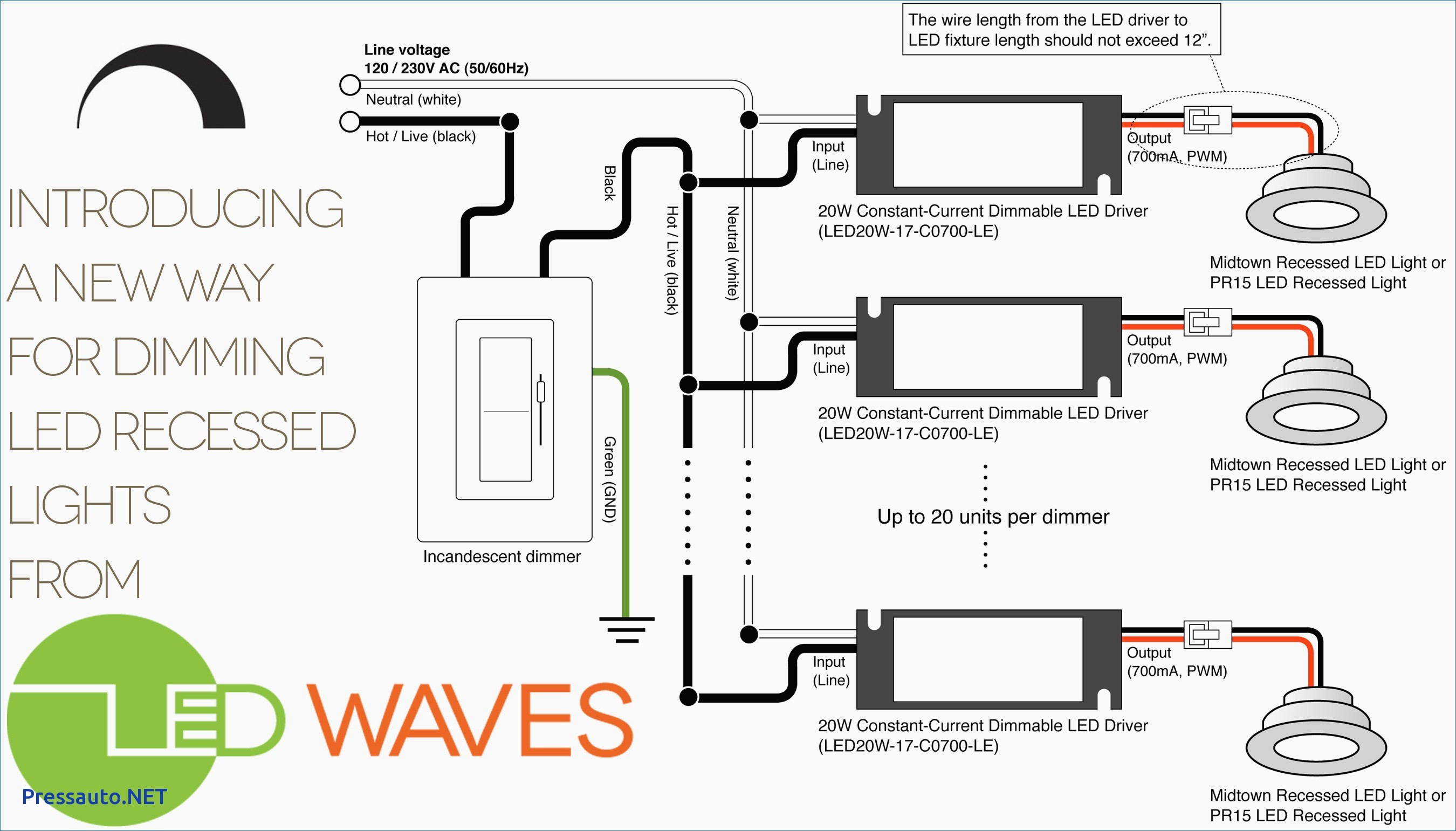 Led Driver Wiring Diagram New Circuit Light Controller Mark 10v Dimming Ballasts Ballast Lutron Dimmer 0 Of
