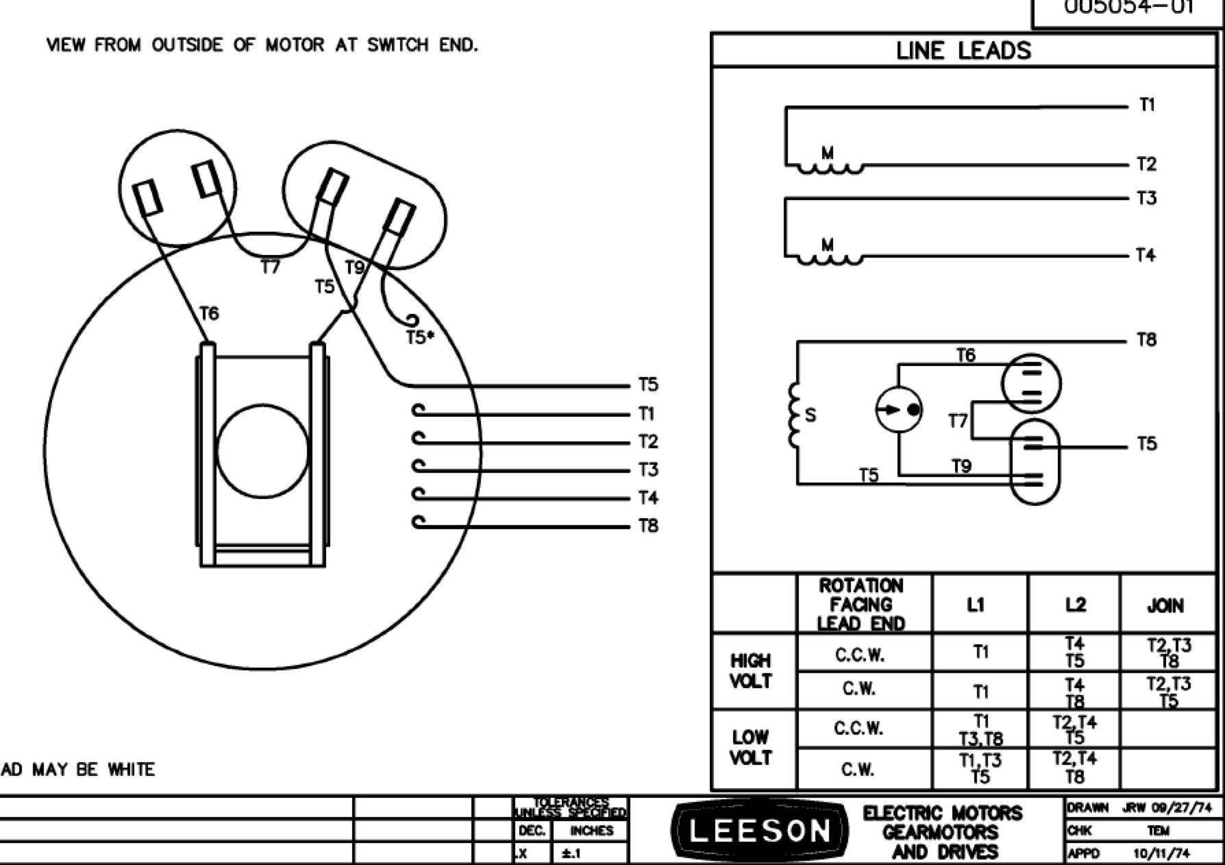 Baldor Reliance Motor Wiring Diagram from detoxicrecenze.com
