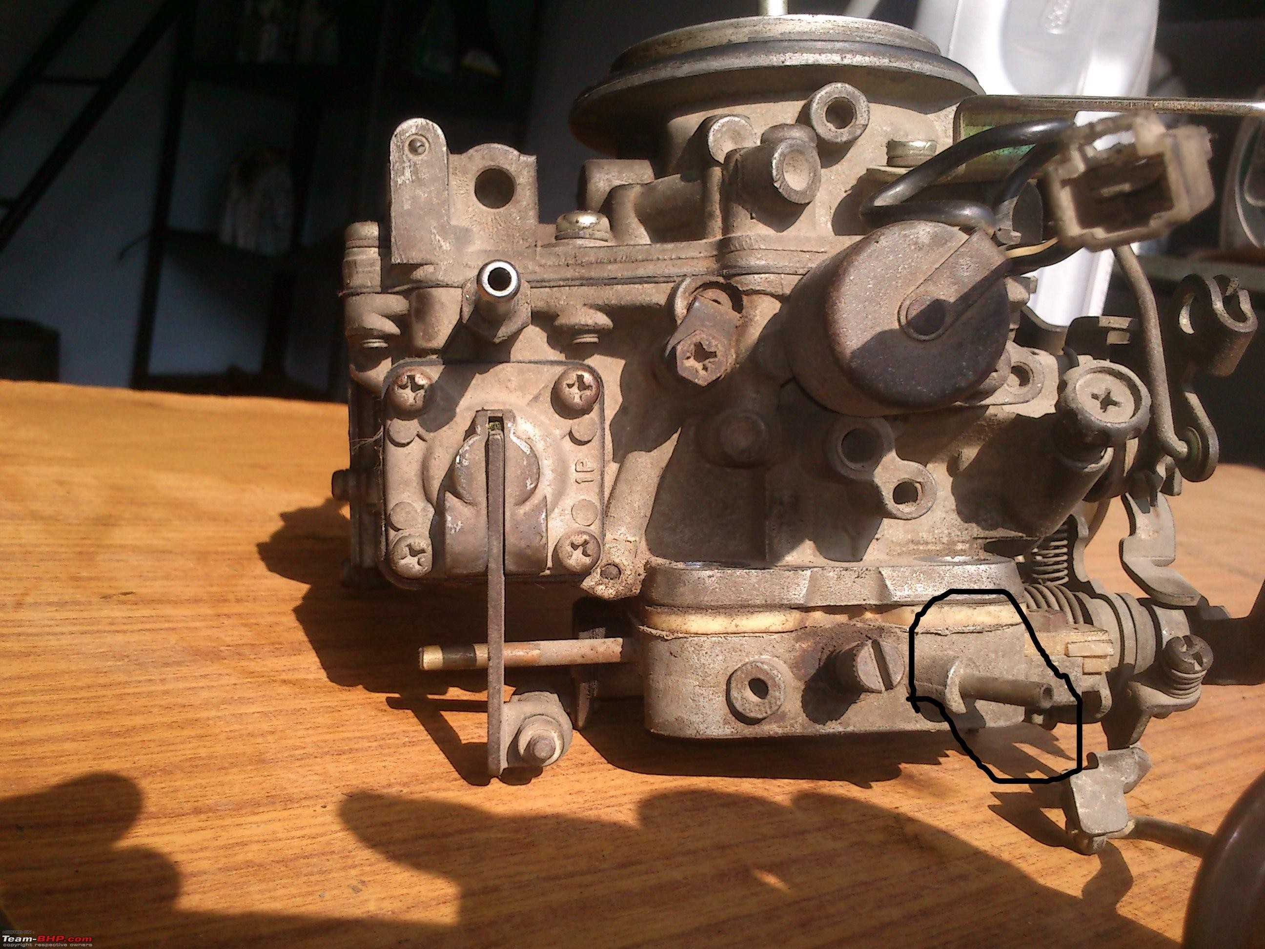 Maruti 800 Engine Diagram Diy Great Way to Use A Sunday Part I Carb Cleaning Of Maruti 800 Of Maruti 800 Engine Diagram
