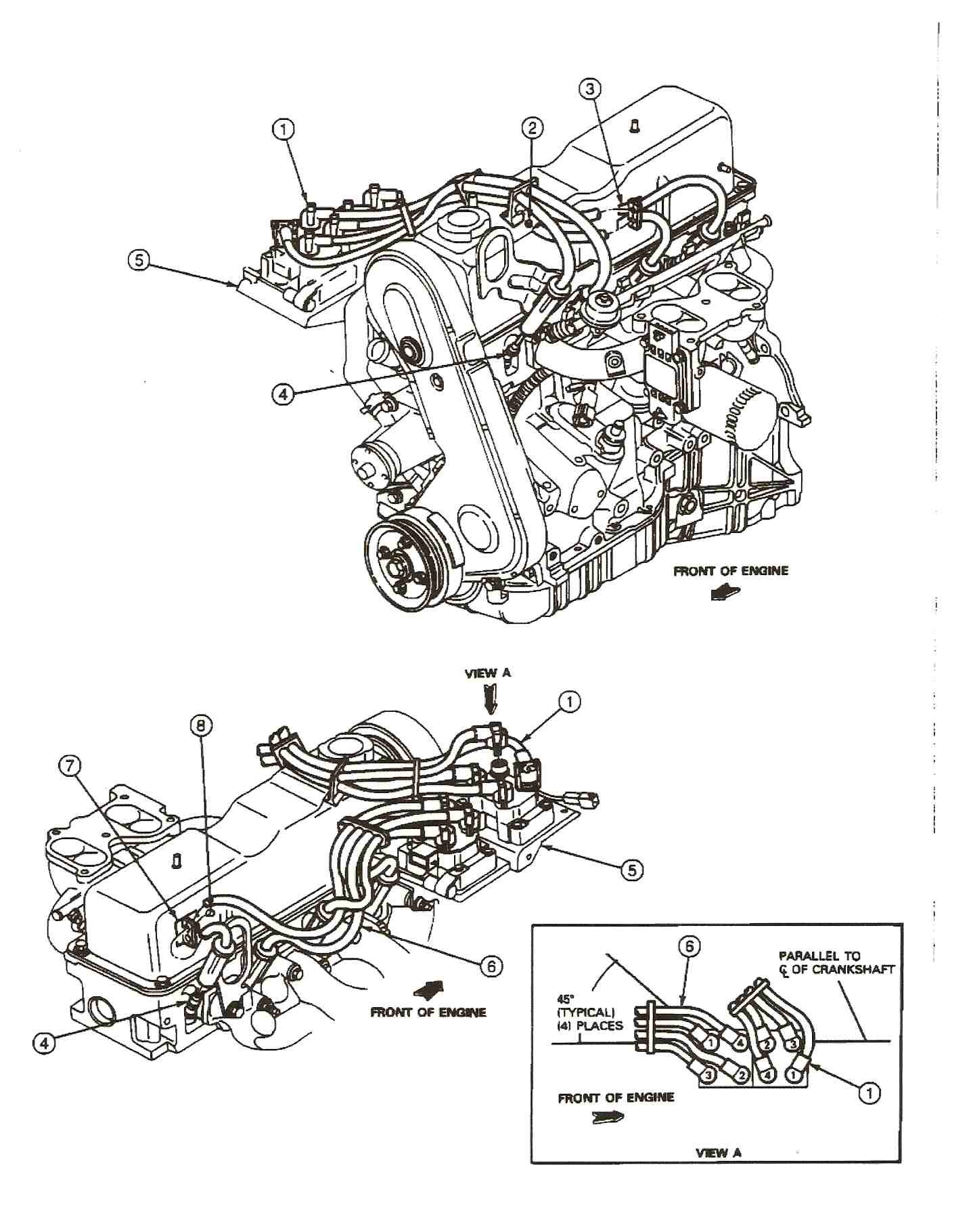 Mazda B3000 Engine Diagram Mazda B2300 Parts Diagram Wiring Info • Of Mazda  B3000 Engine Diagram