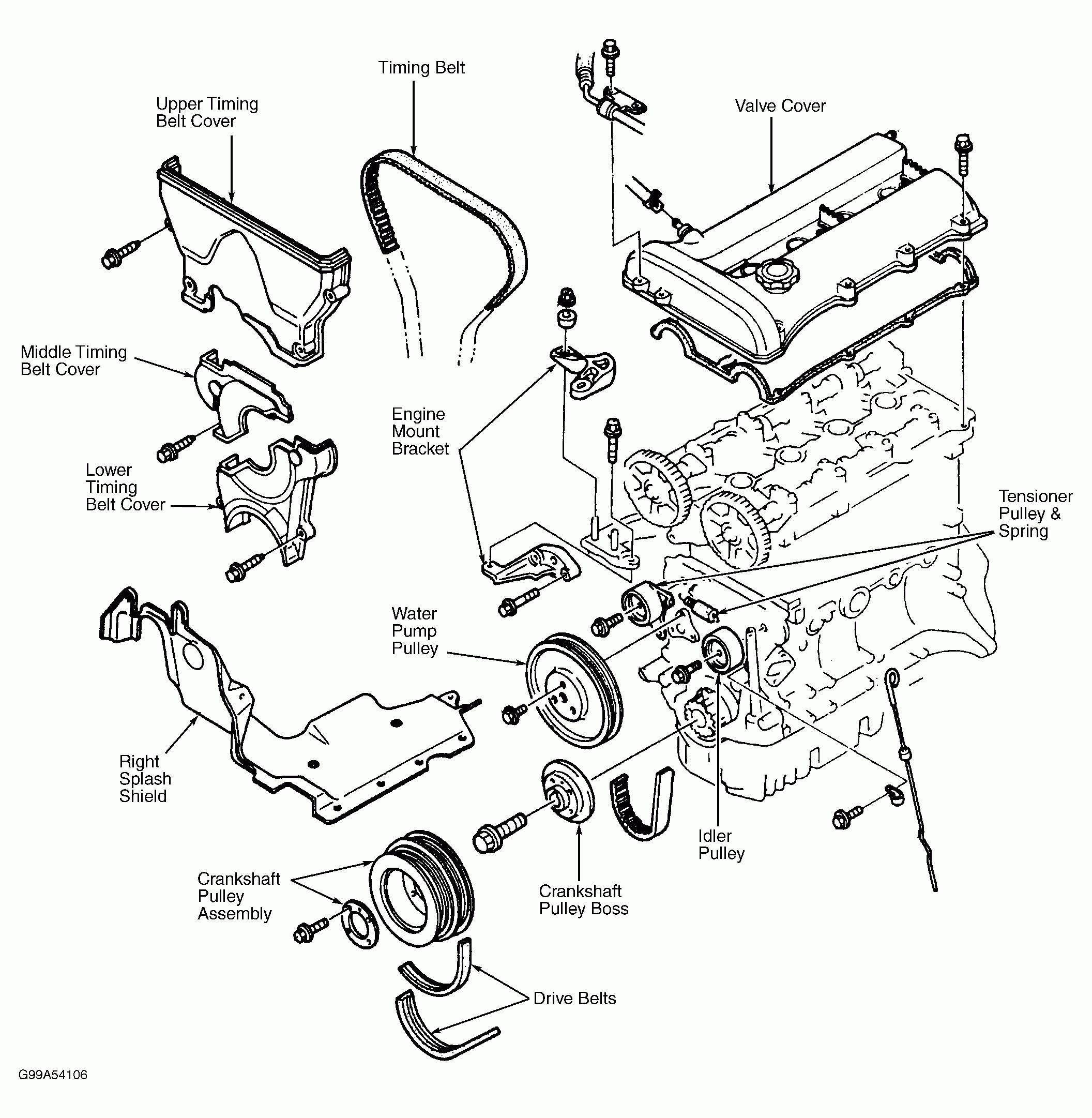 mazda protege engine diagram my wiring diagram rh detoxicrecenze com  mazda engine diagrams