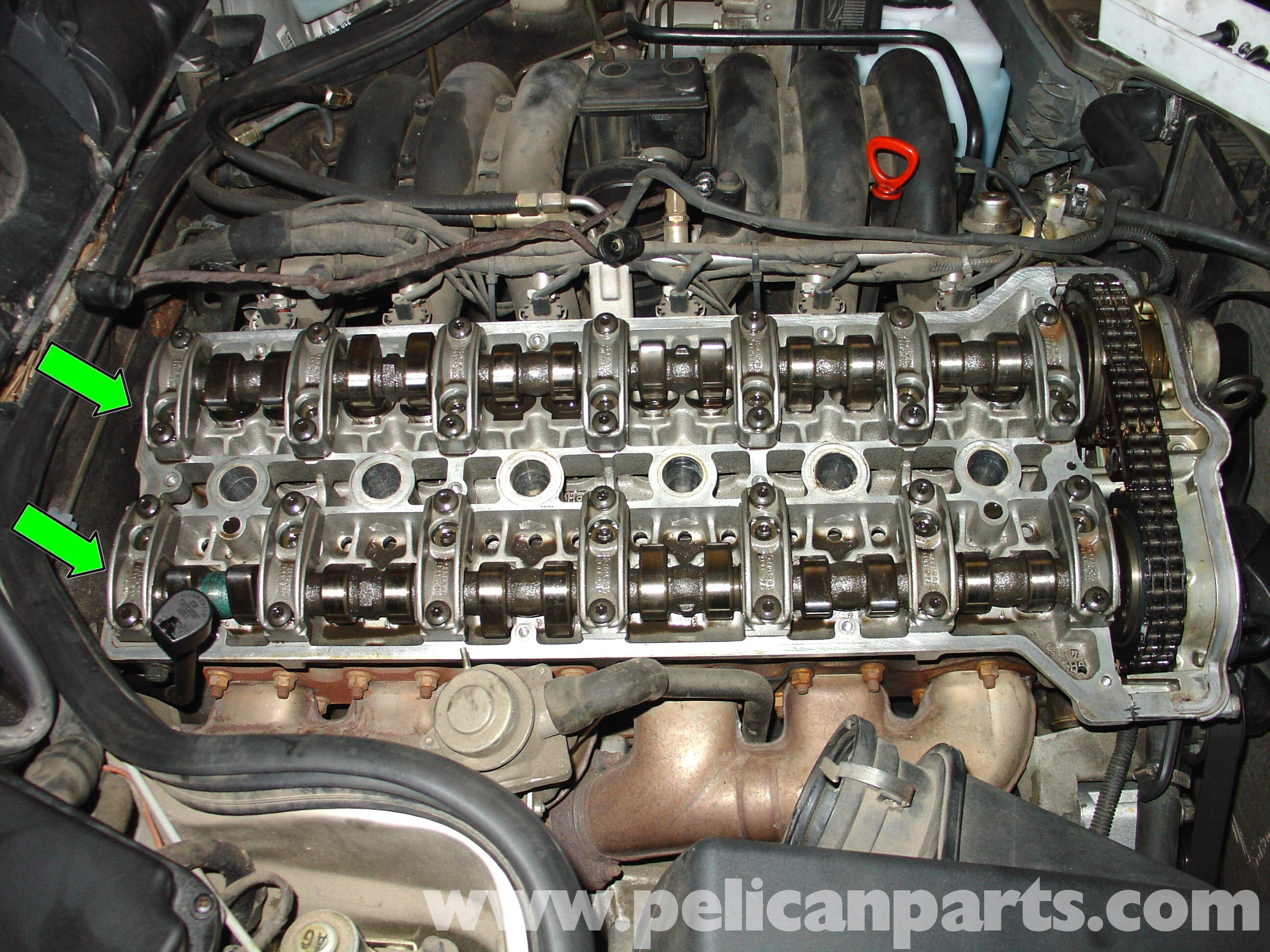 Mercedes S430 Engine Diagram Mercedes Benz W210 Fixing Mon Vacuum Leaks 1996 03 E320 E420 Of Mercedes S430 Engine Diagram